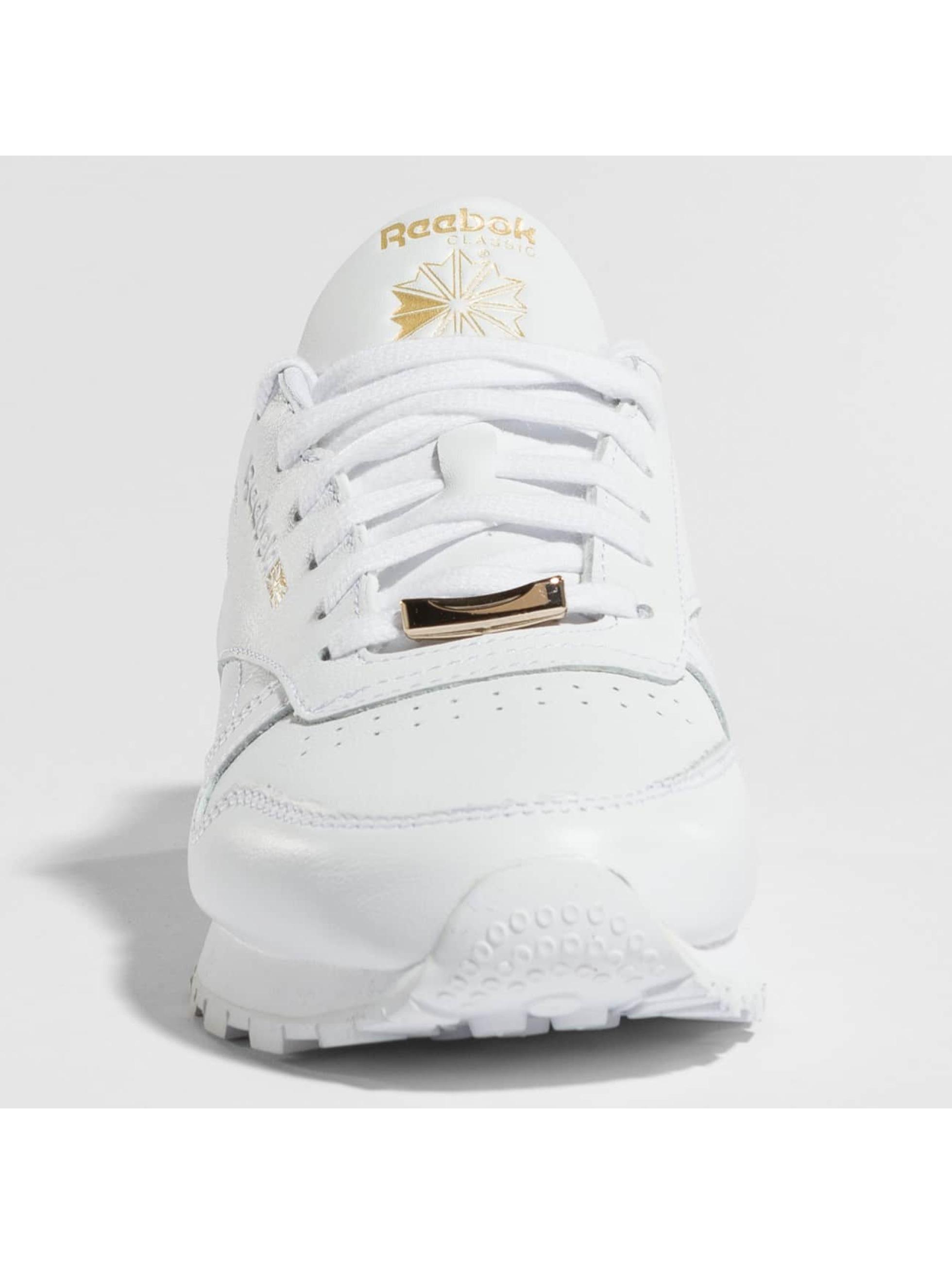 Reebok Sneakers Leather HW bialy