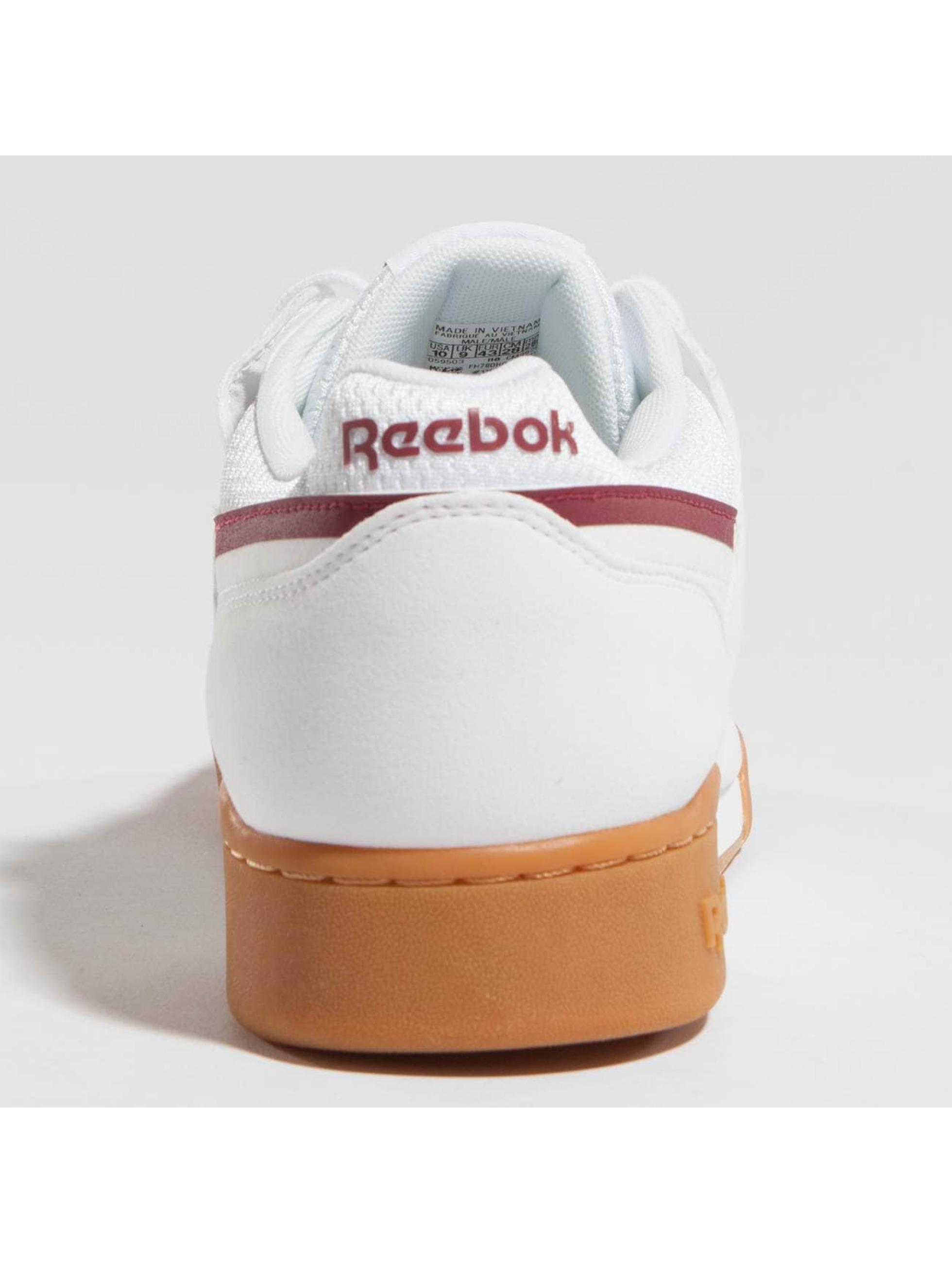 Reebok Sneakers Workout Plus MVS bialy