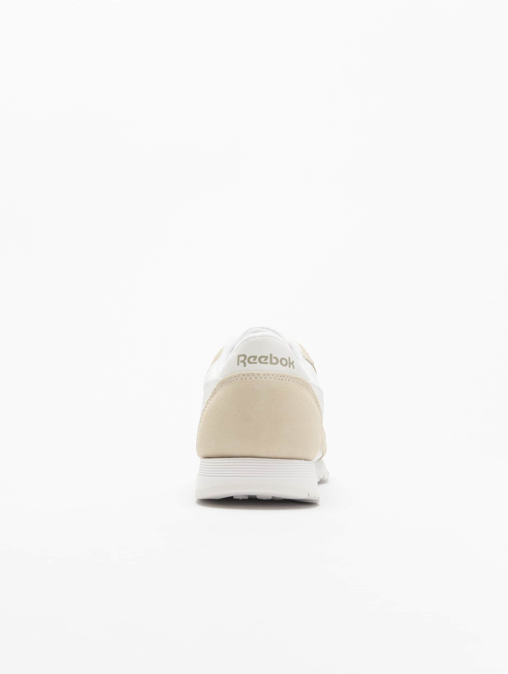 Reebok Sneakers Classic Nylon bialy