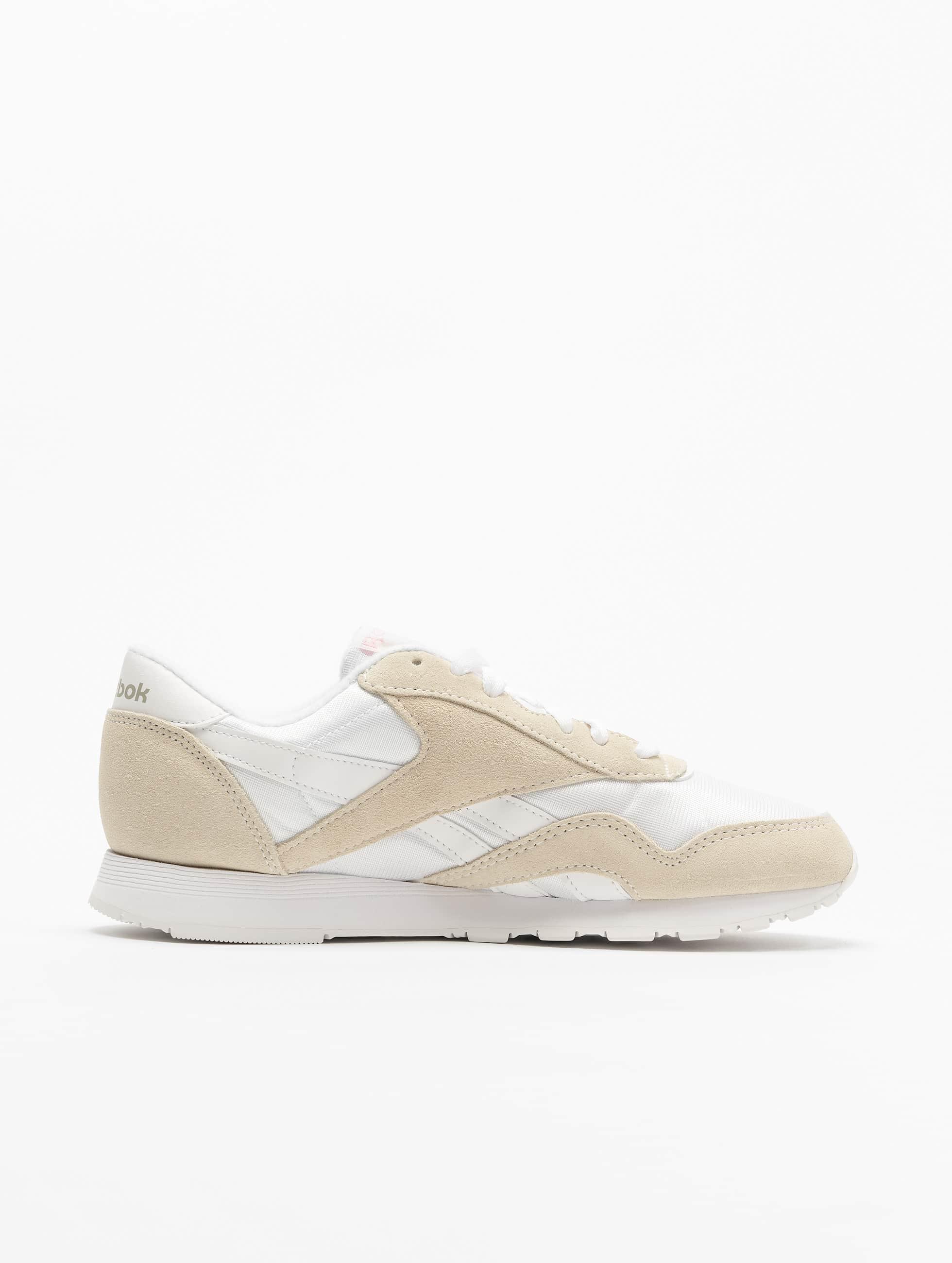 Reebok Sneakers Classic Nylon biela