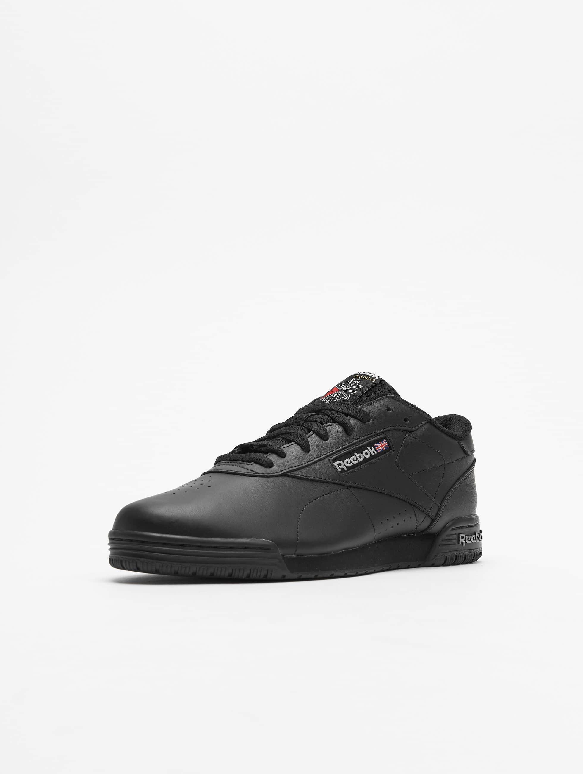 Reebok Sneakers Exofit Lo Clean Logo black