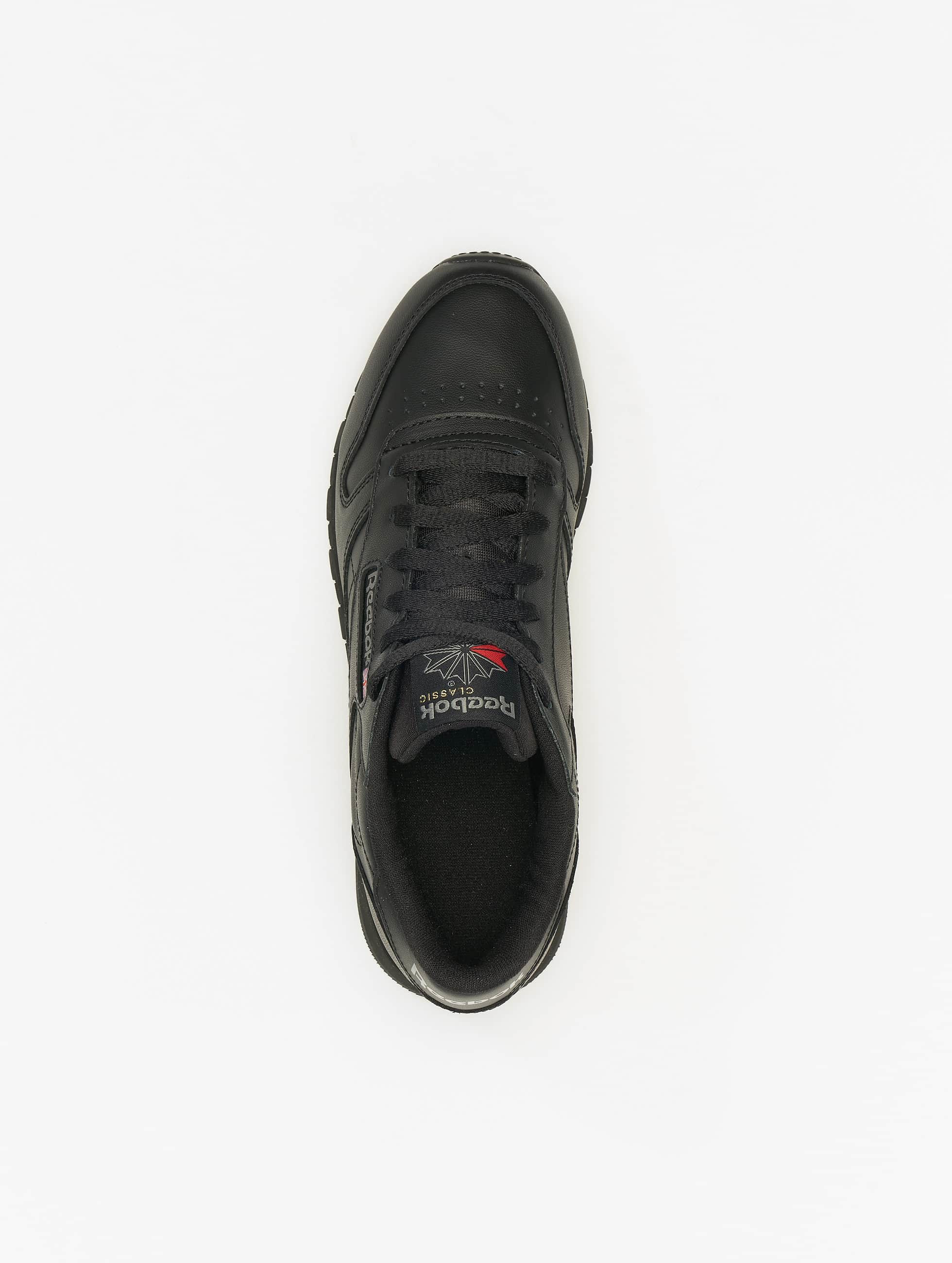 Reebok Sneakers CL Leather black