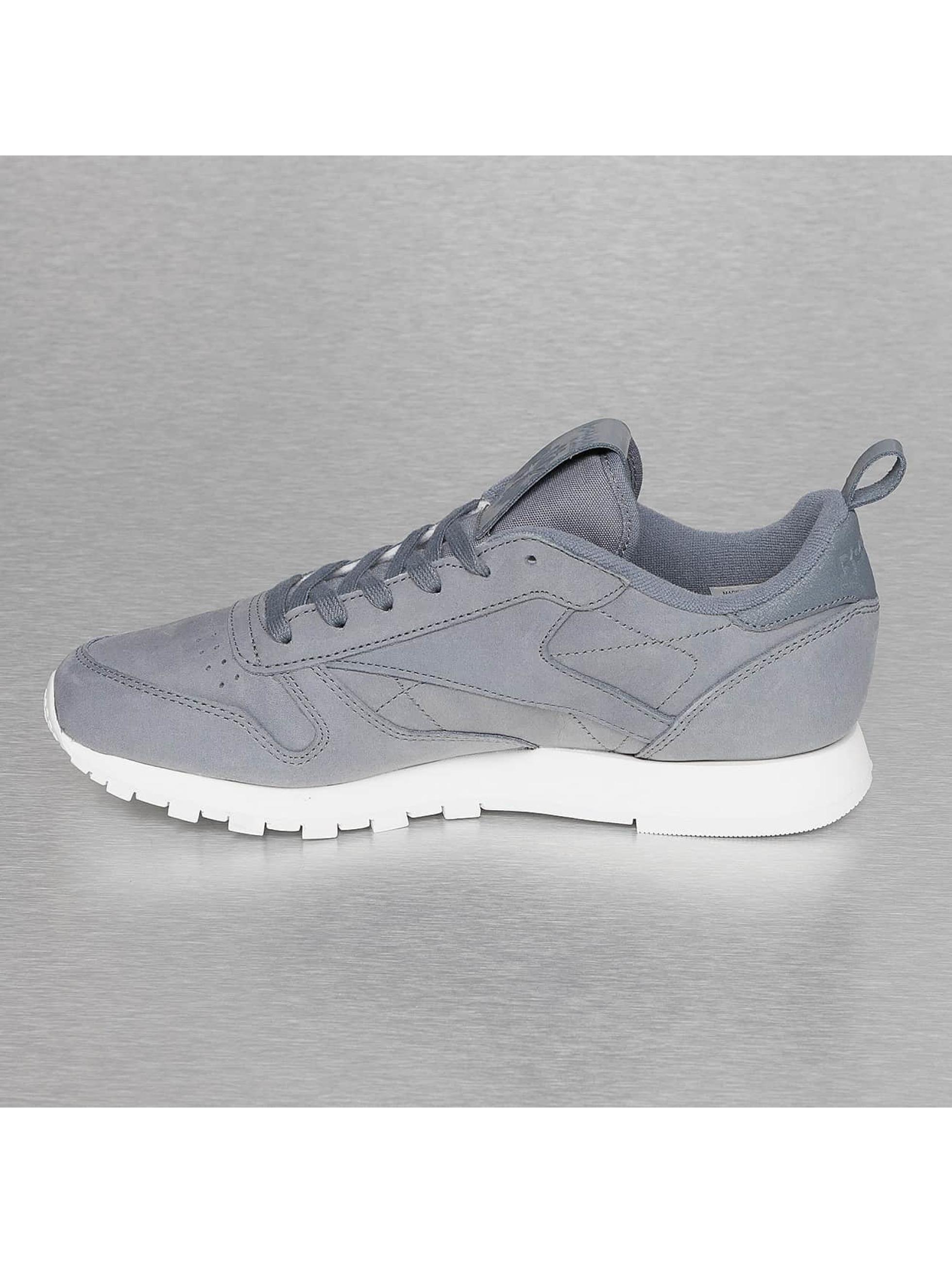 Reebok Sneakers Leather MN grey
