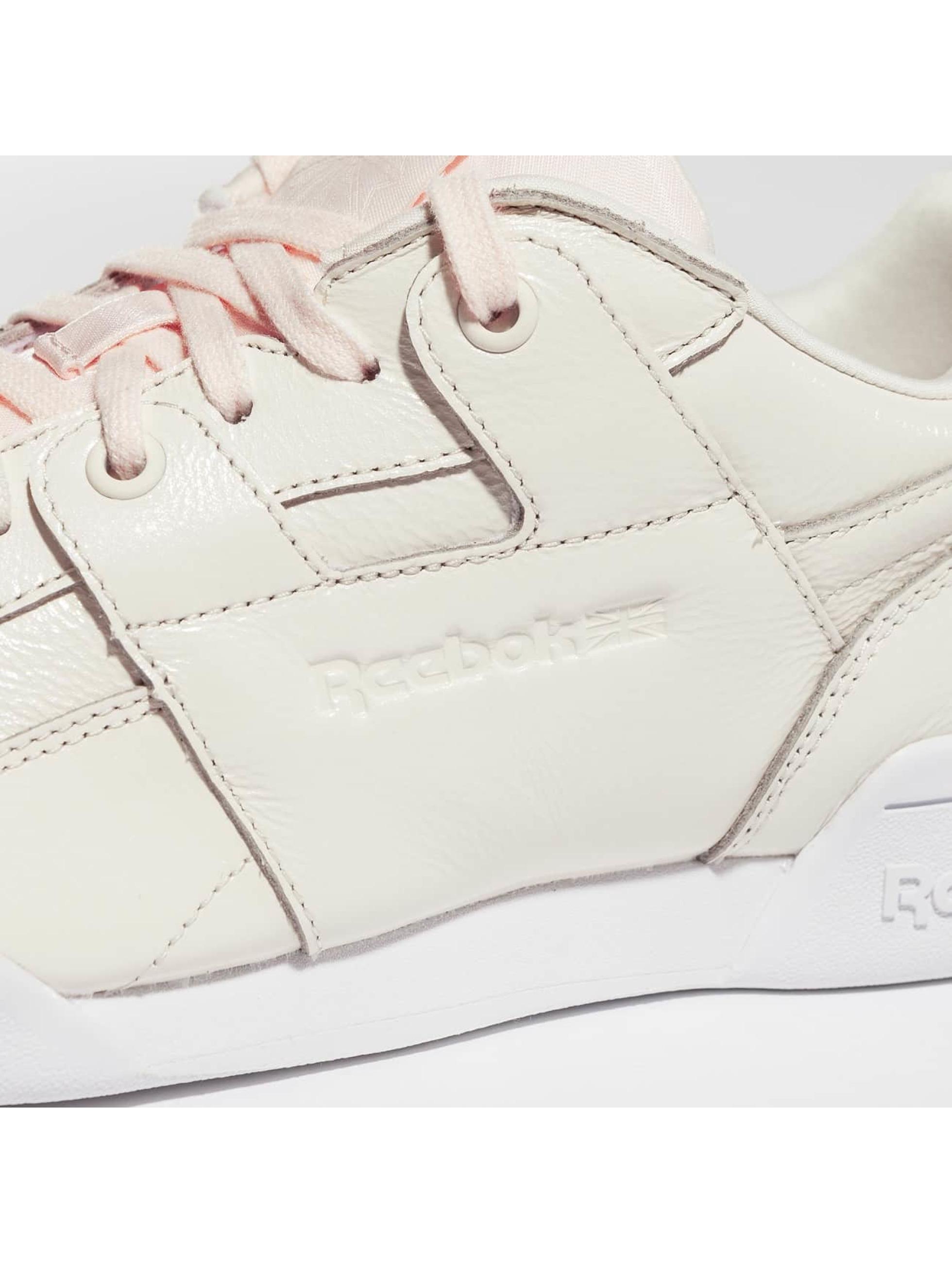 Reebok Sneakers Workout Lo Plus rózowy