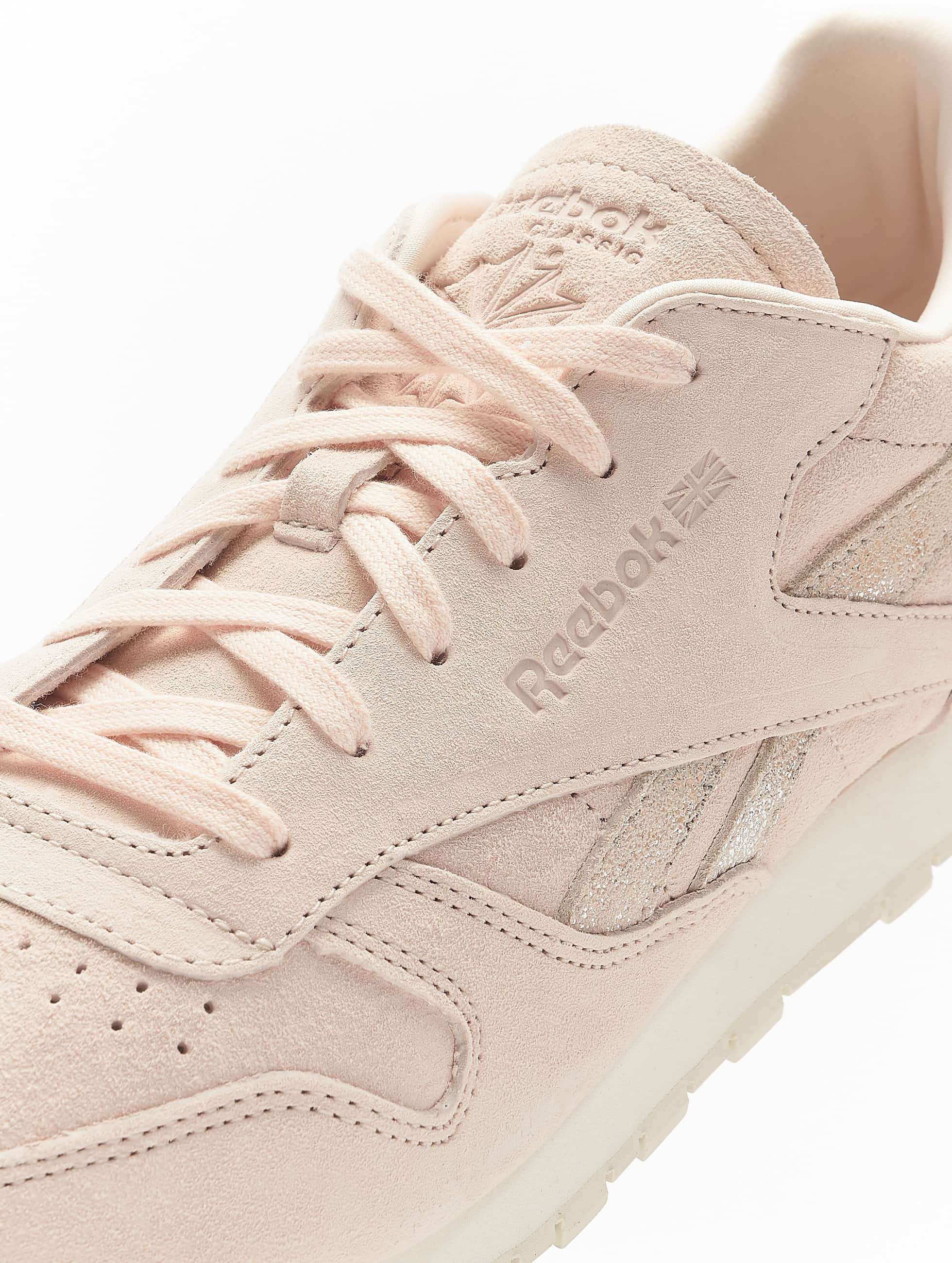 Reebok Sneakers Classic Leather Shimmer ružová