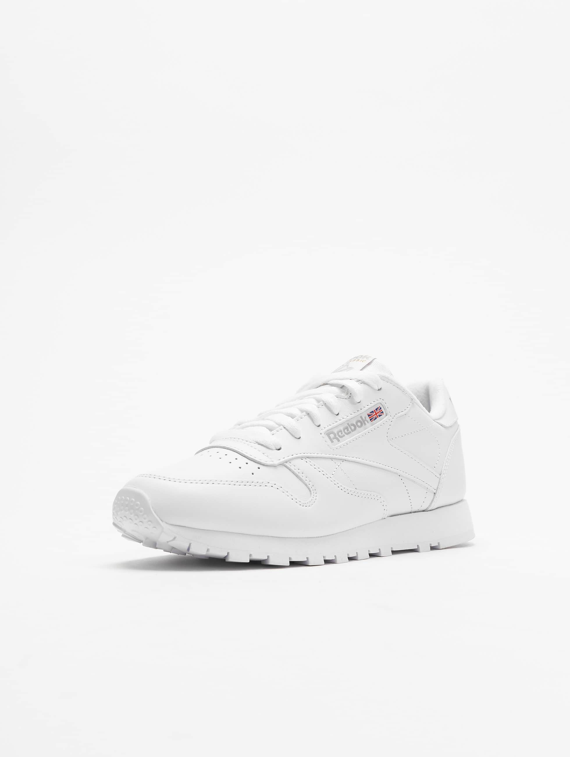 Reebok Sneakers CL Leather white