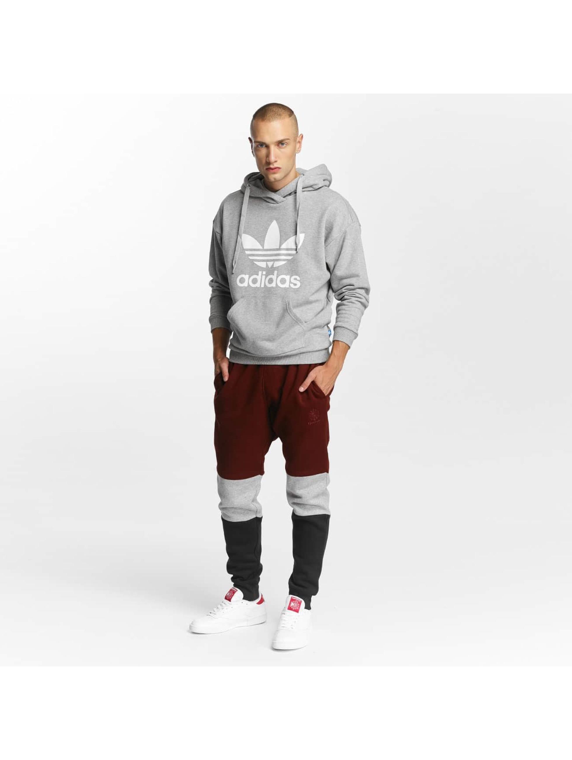 Reebok Spodnie do joggingu F Franchise czerwony
