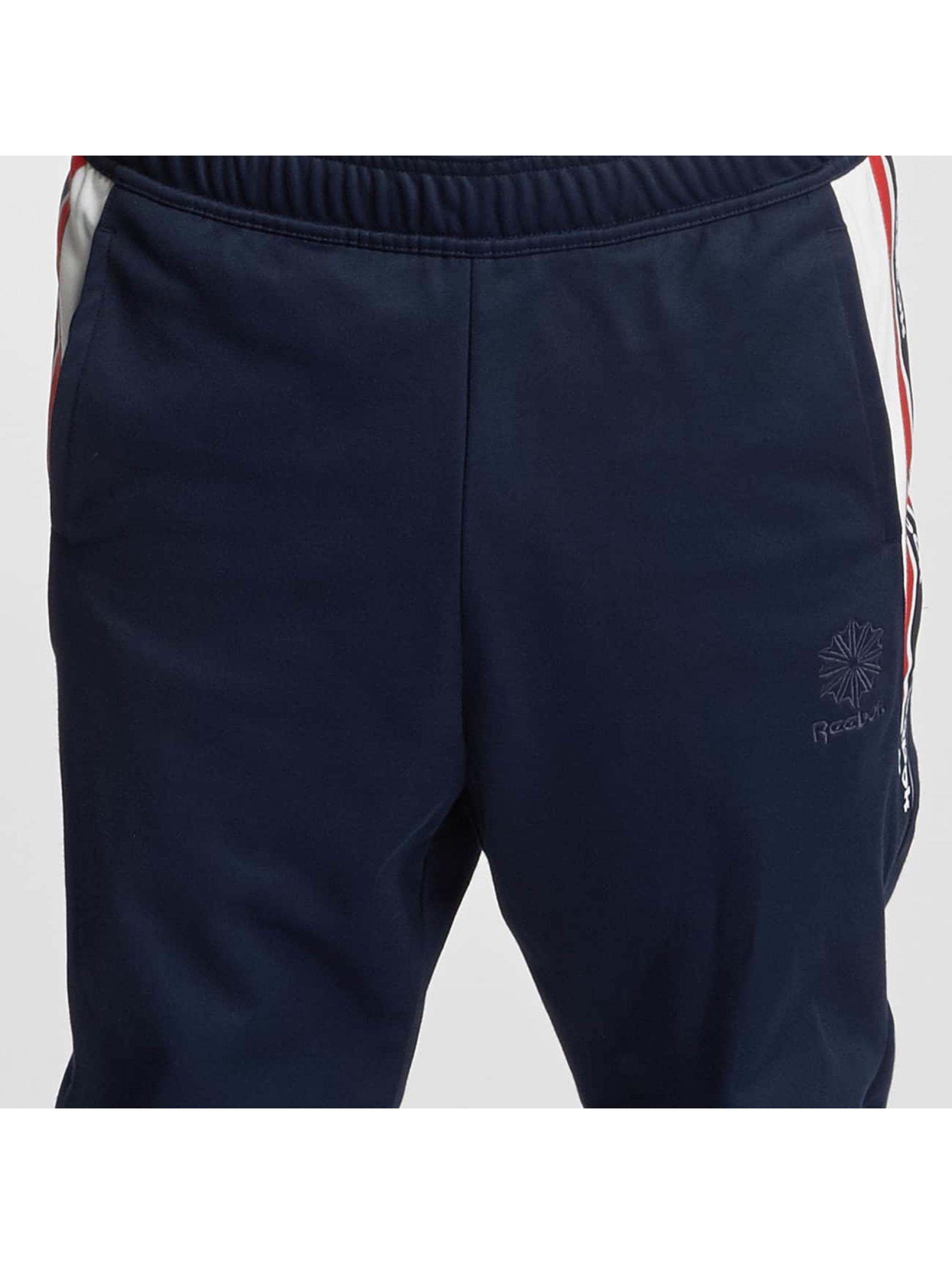 Reebok Spodnie do joggingu F Franchise Tracker niebieski