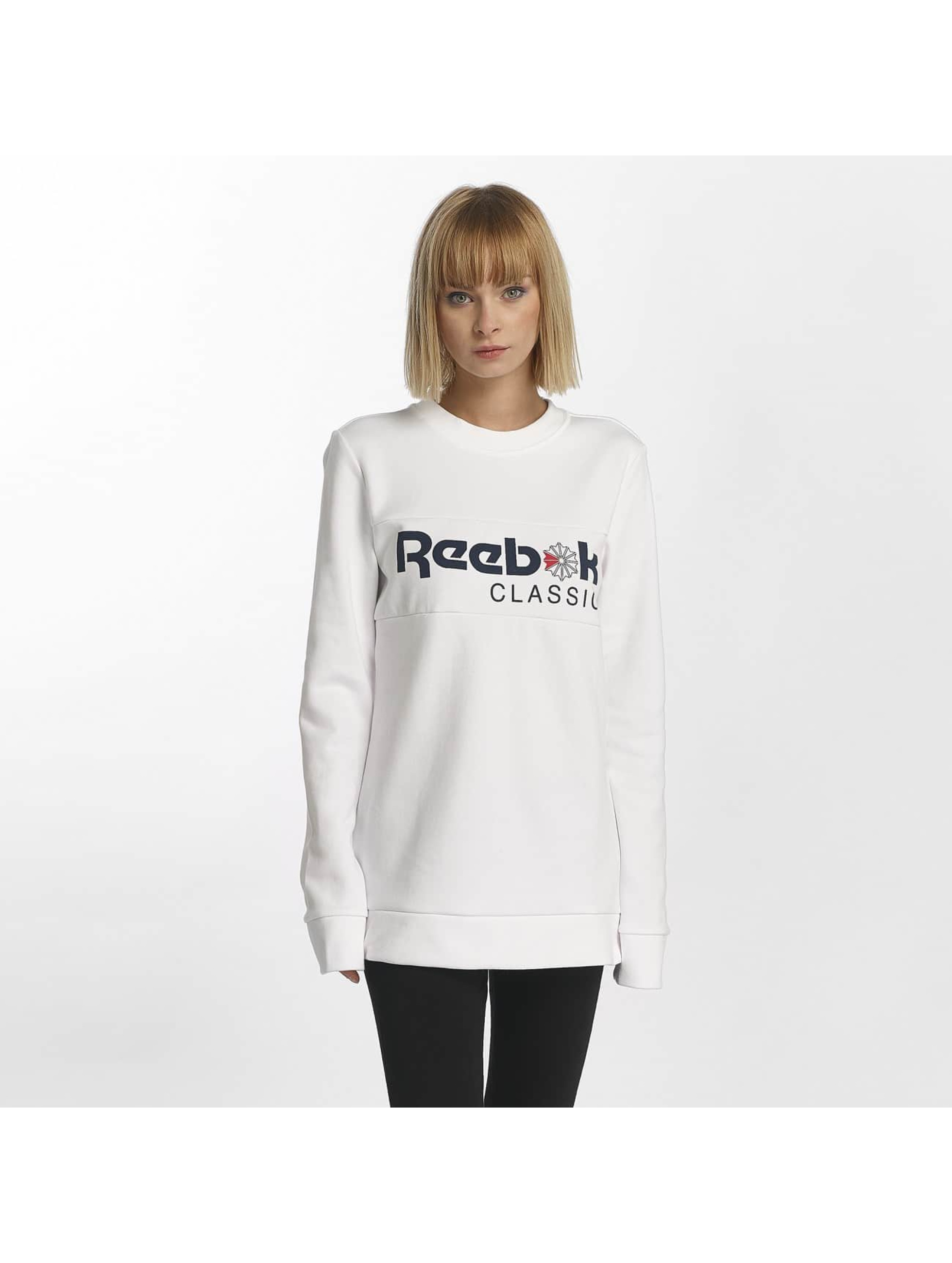 Reebok Swetry F Iconic bialy