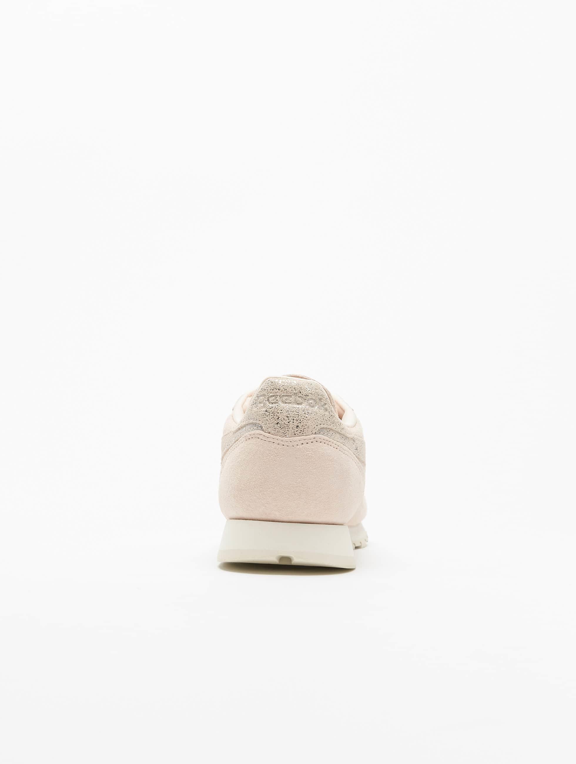 Reebok Tøysko Classic Leather Shimmer rosa