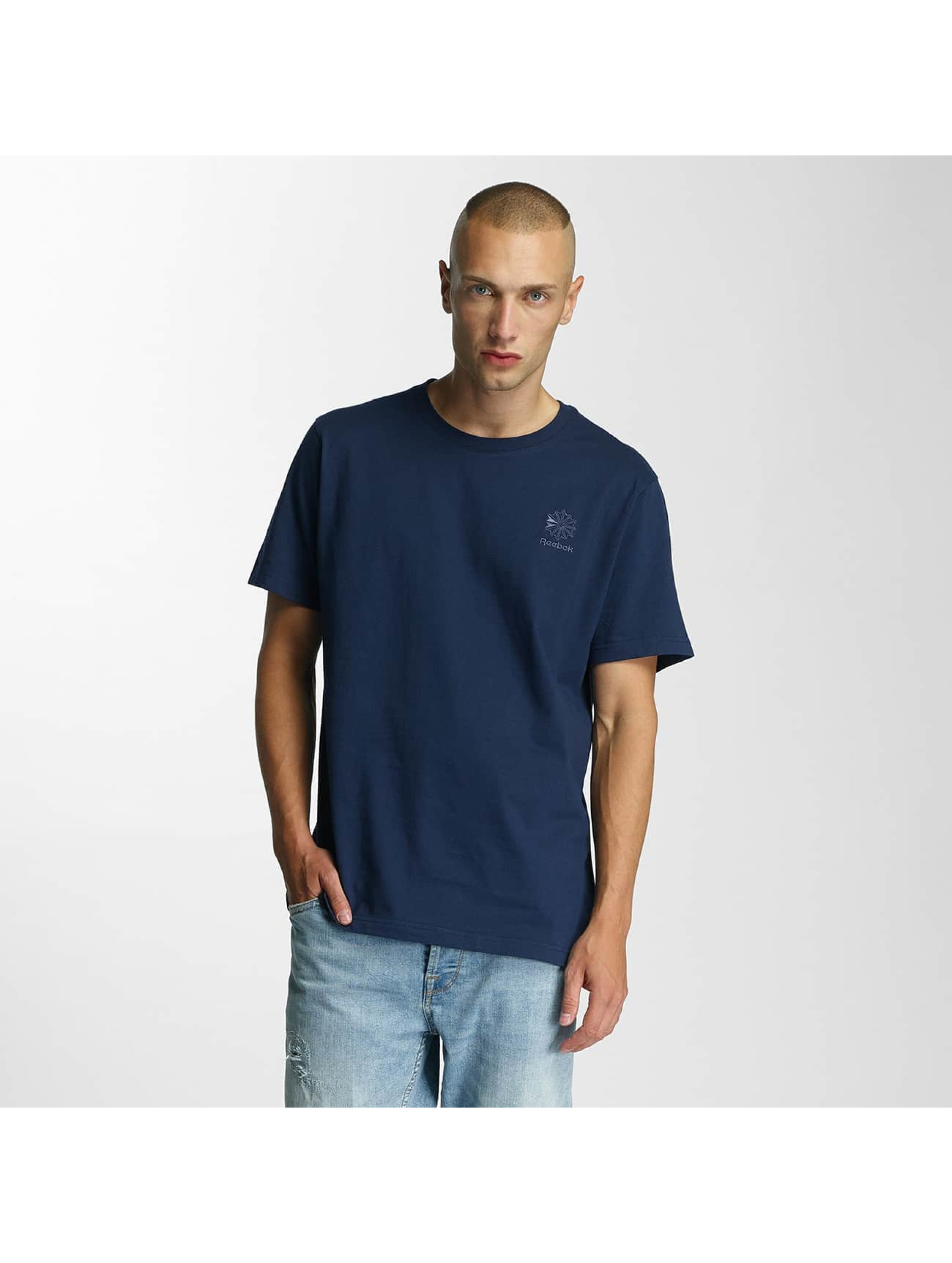 Reebok T-Shirt F Franchise Star bleu