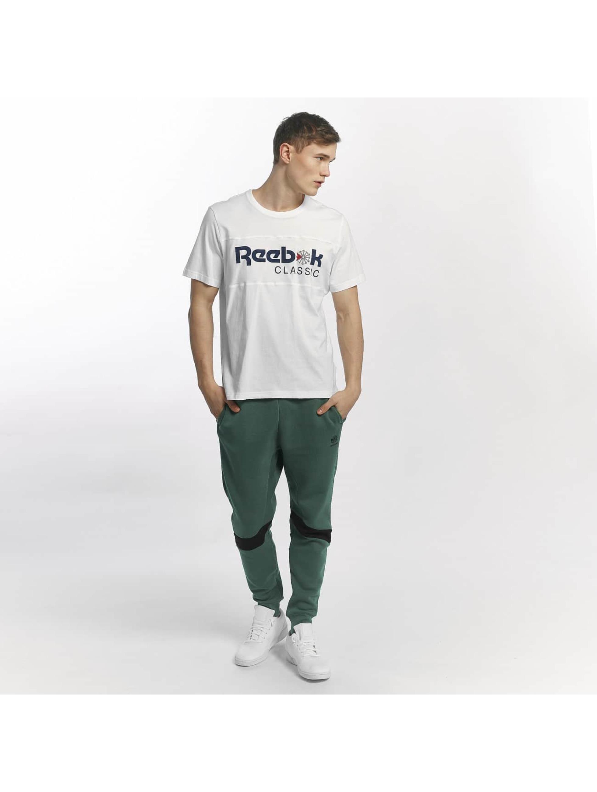 Reebok T-Shirty F Franchise Iconic bialy