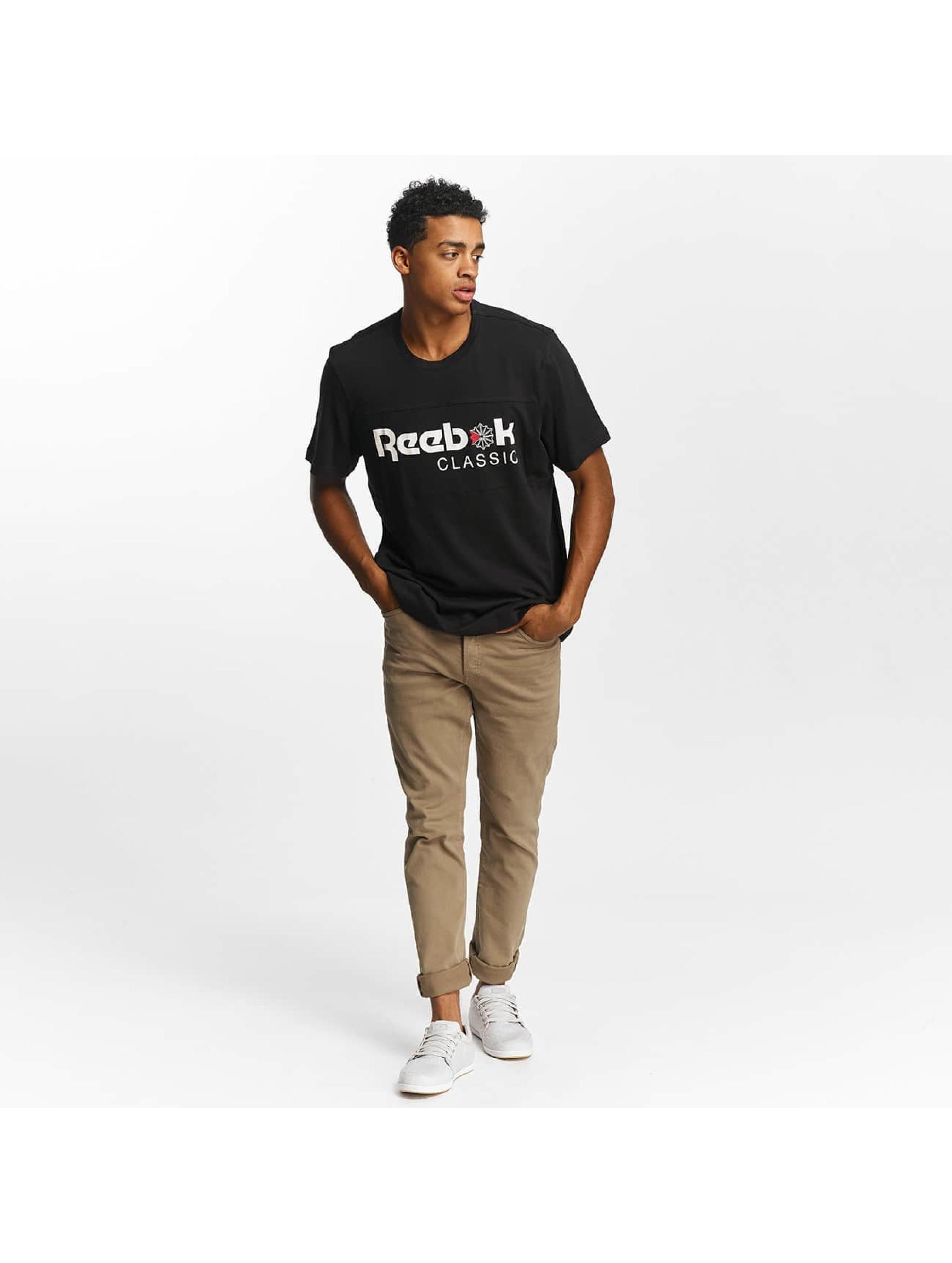 Reebok T-Shirty F Franchise Iconic czarny
