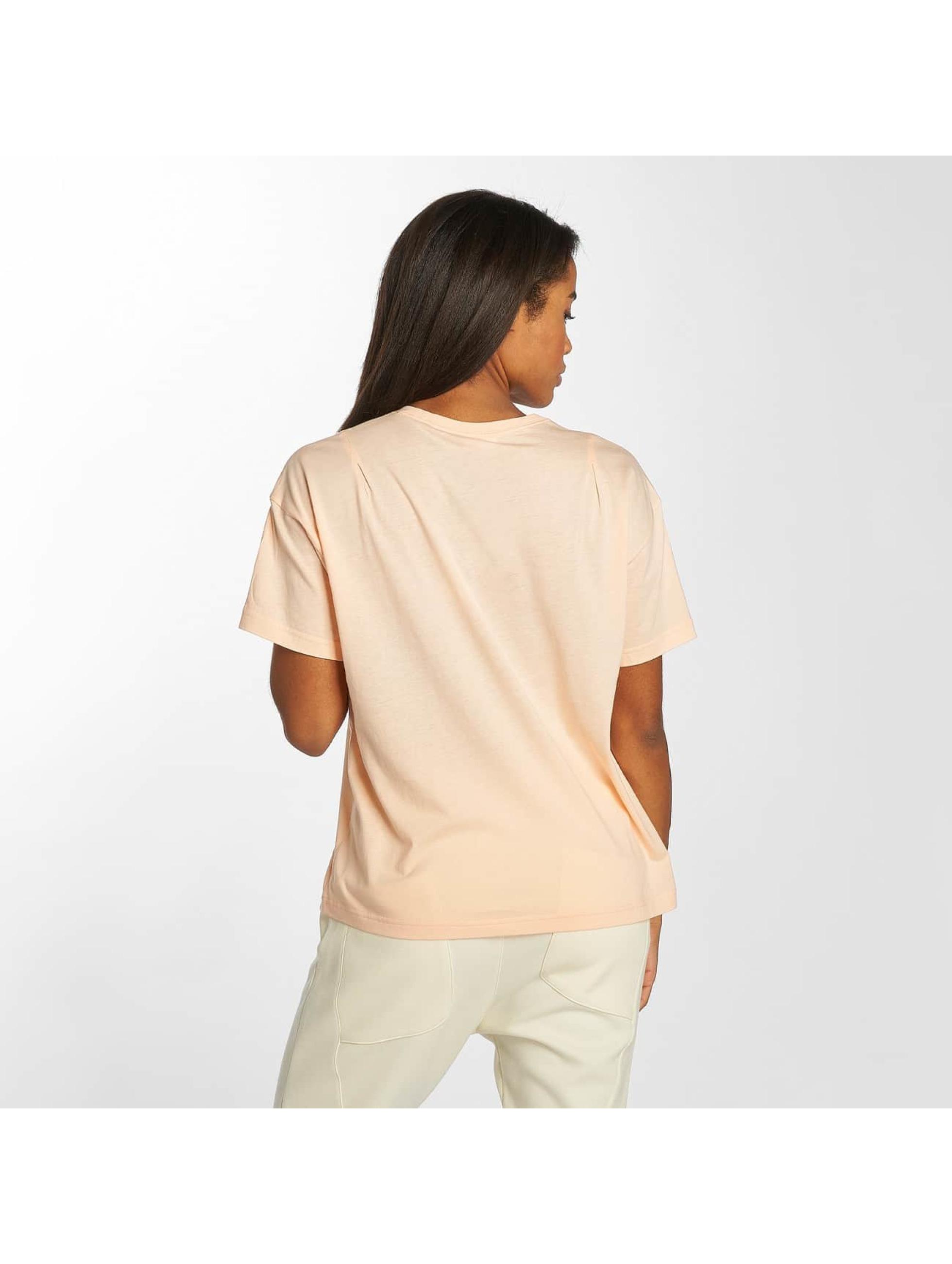 Reebok T-Shirty EF rózowy