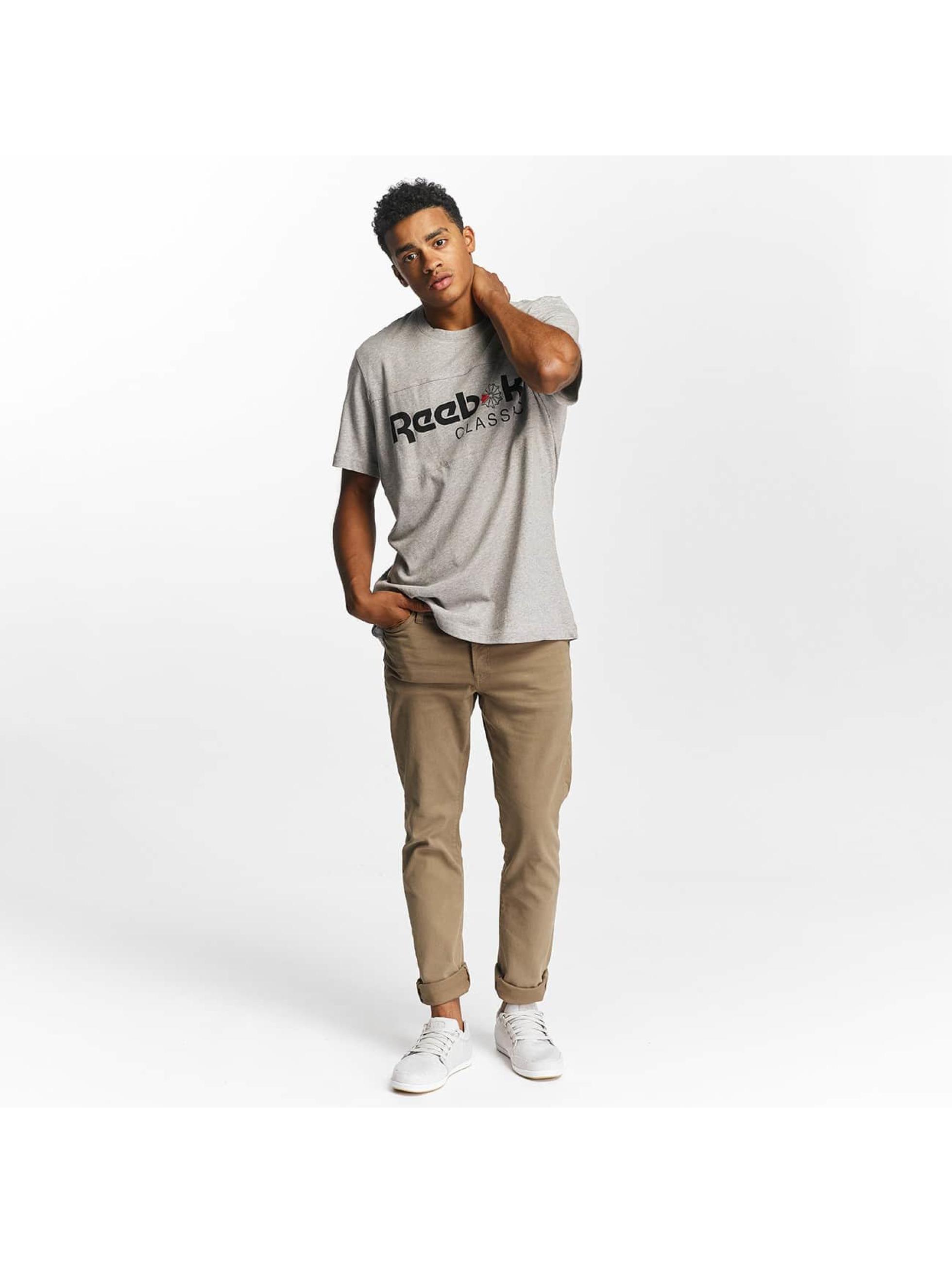 Reebok T-skjorter F Franchise Iconic grå