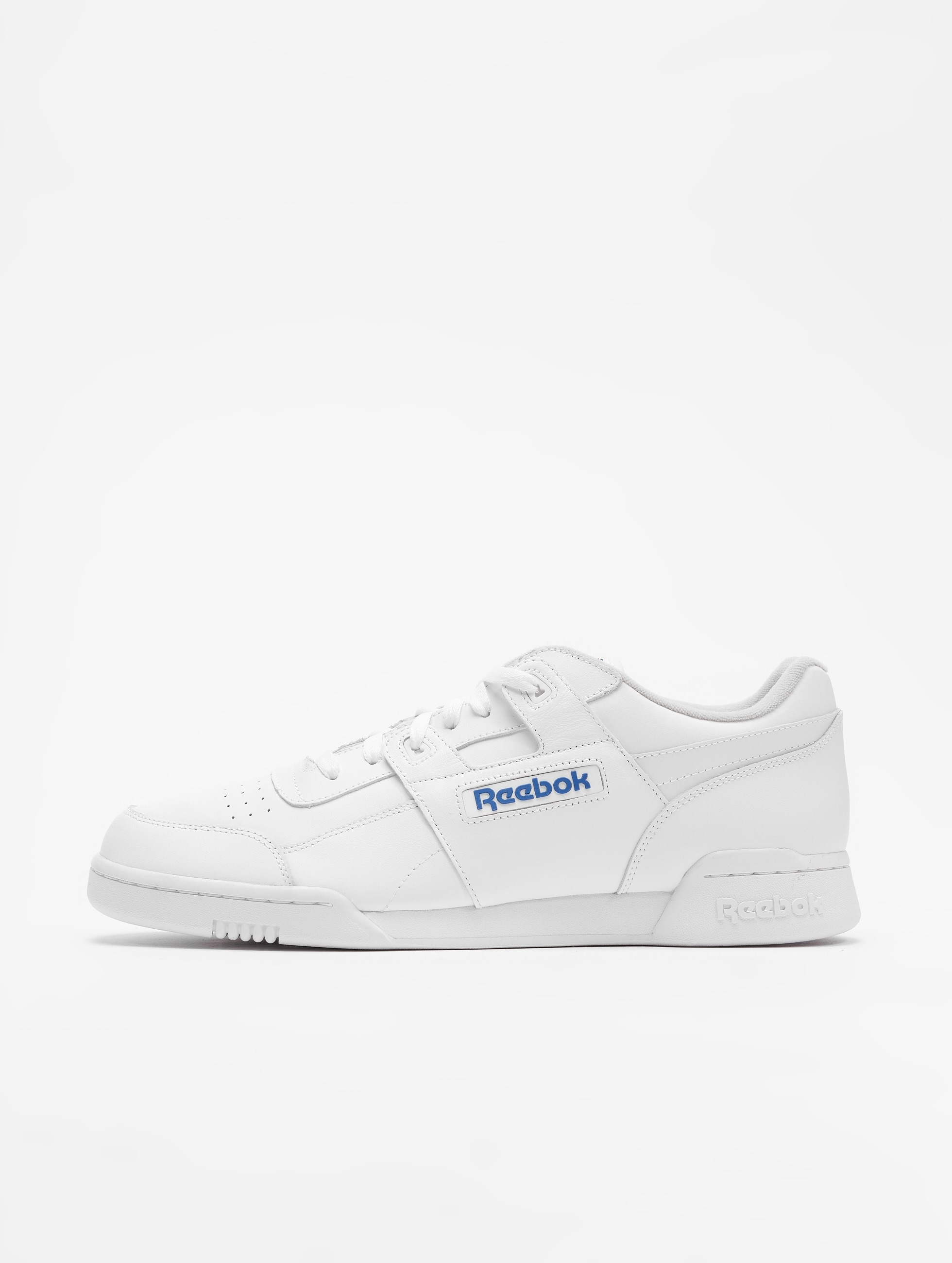 Reebok Tennarit Workout Plus Classics valkoinen