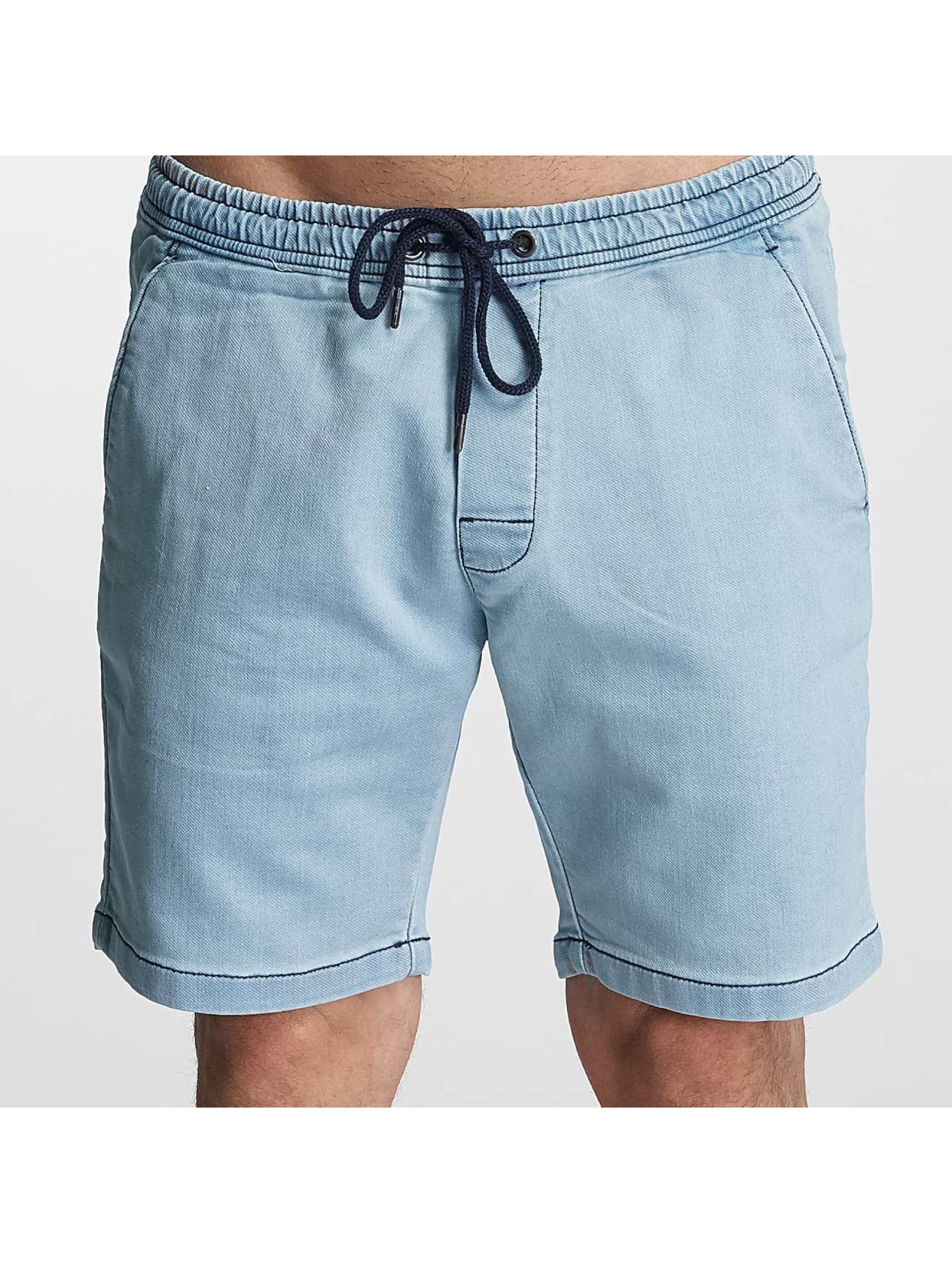 Reell Jeans Šortky Easy modrá