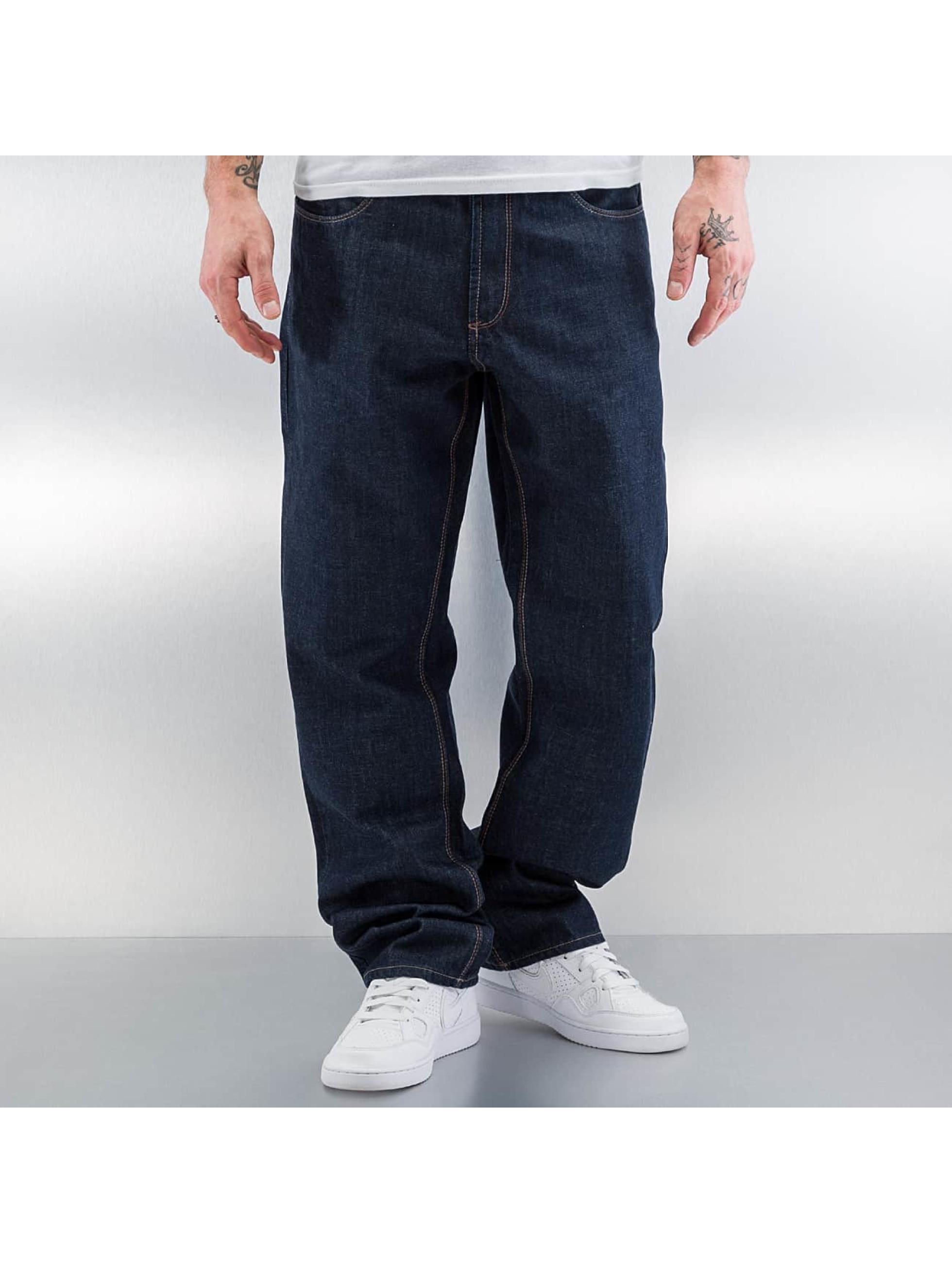 Reell Jeans Брюки Baggy Drifter синий