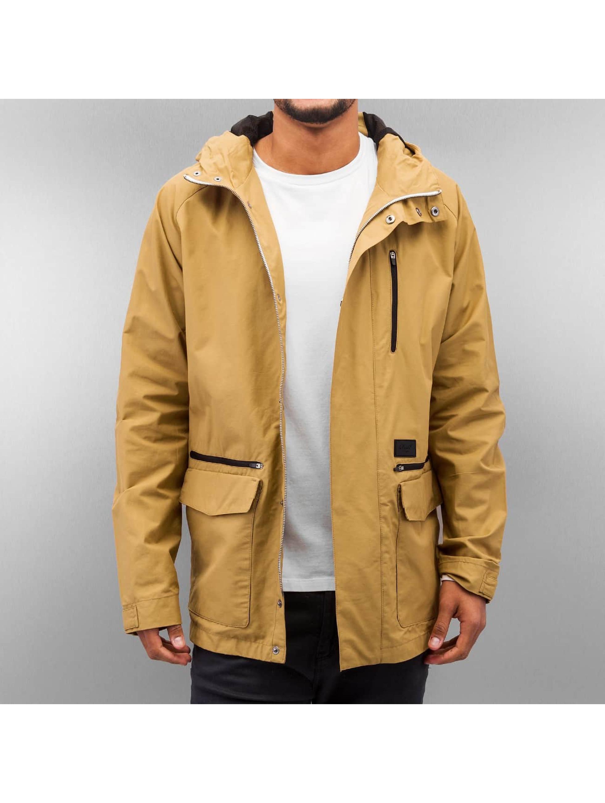 Reell Jeans Демисезонная куртка Tour коричневый