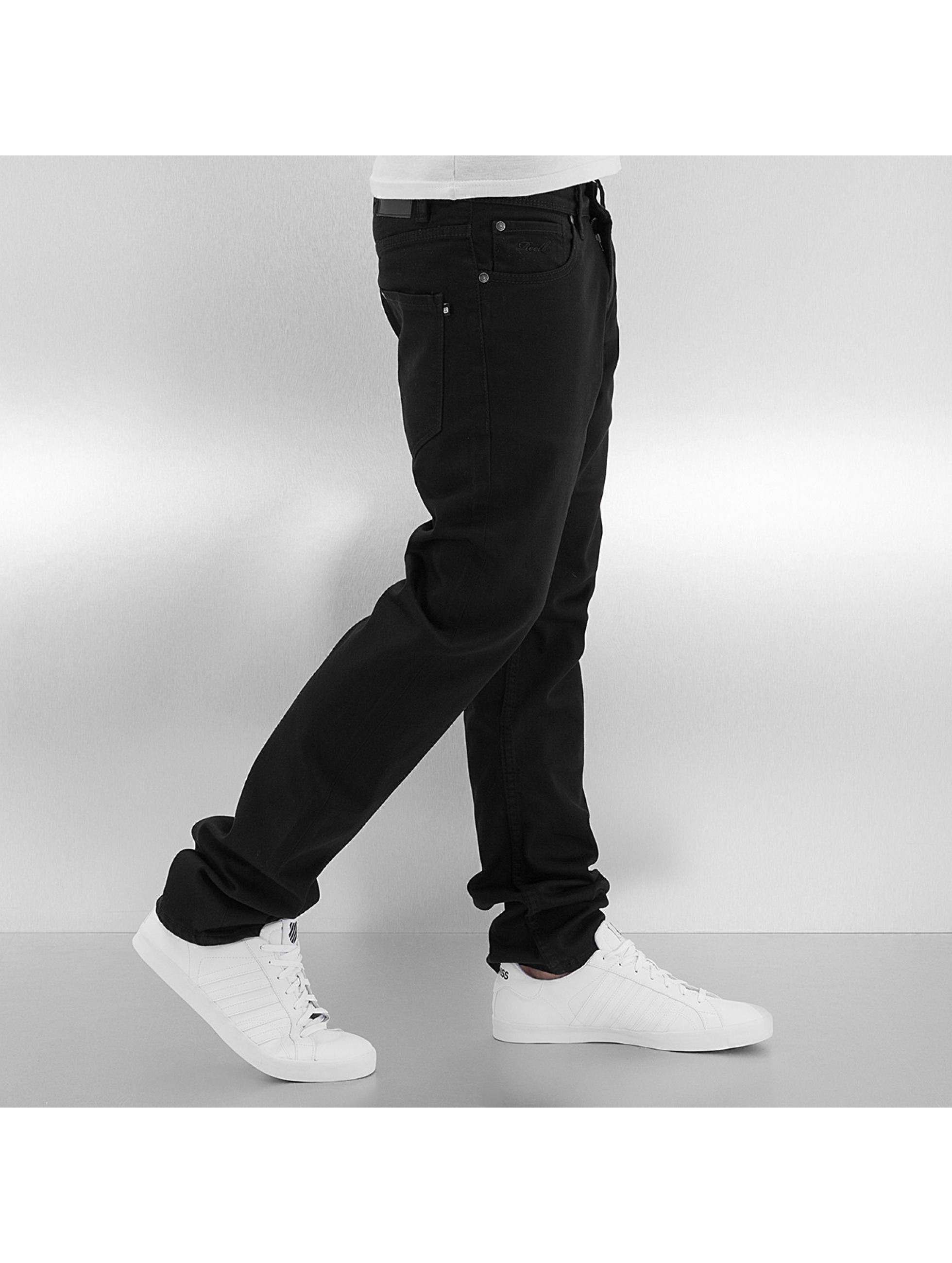 Reell Jeans Джинсы прямого покроя Trigger черный