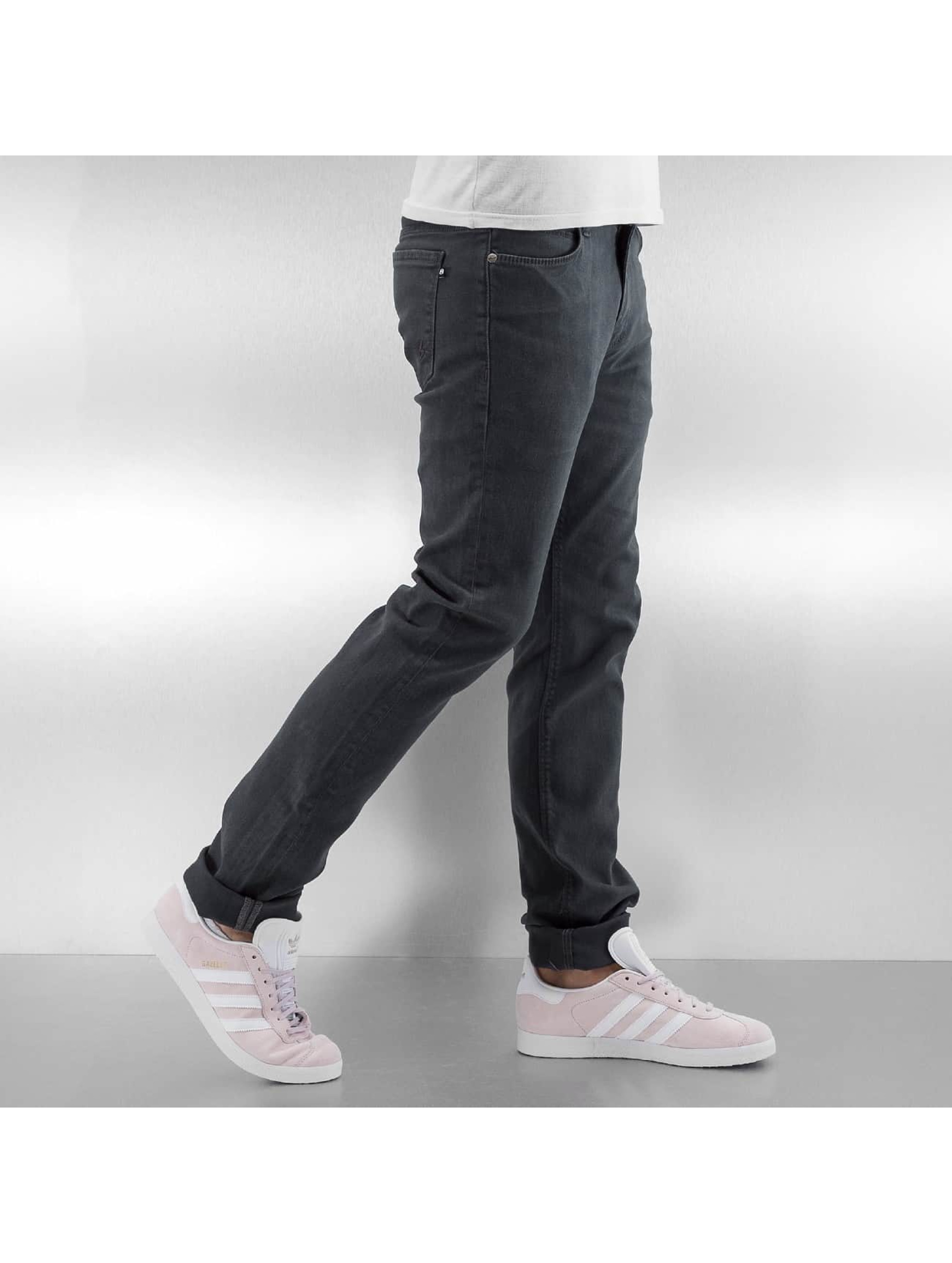 Reell Jeans Облегающие джинсы Skin II серый