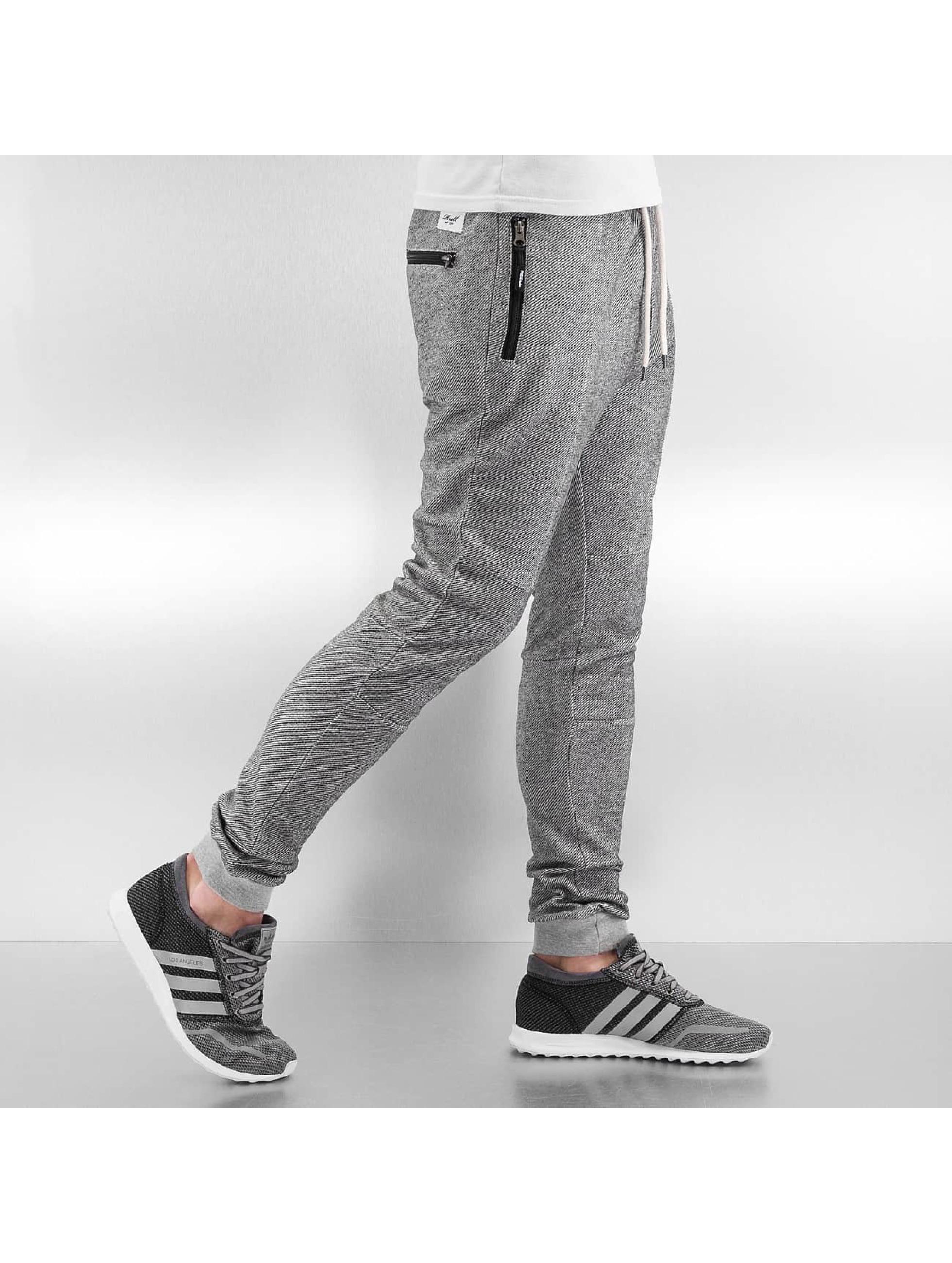 Reell Jeans Спортивные брюки Sweat серый