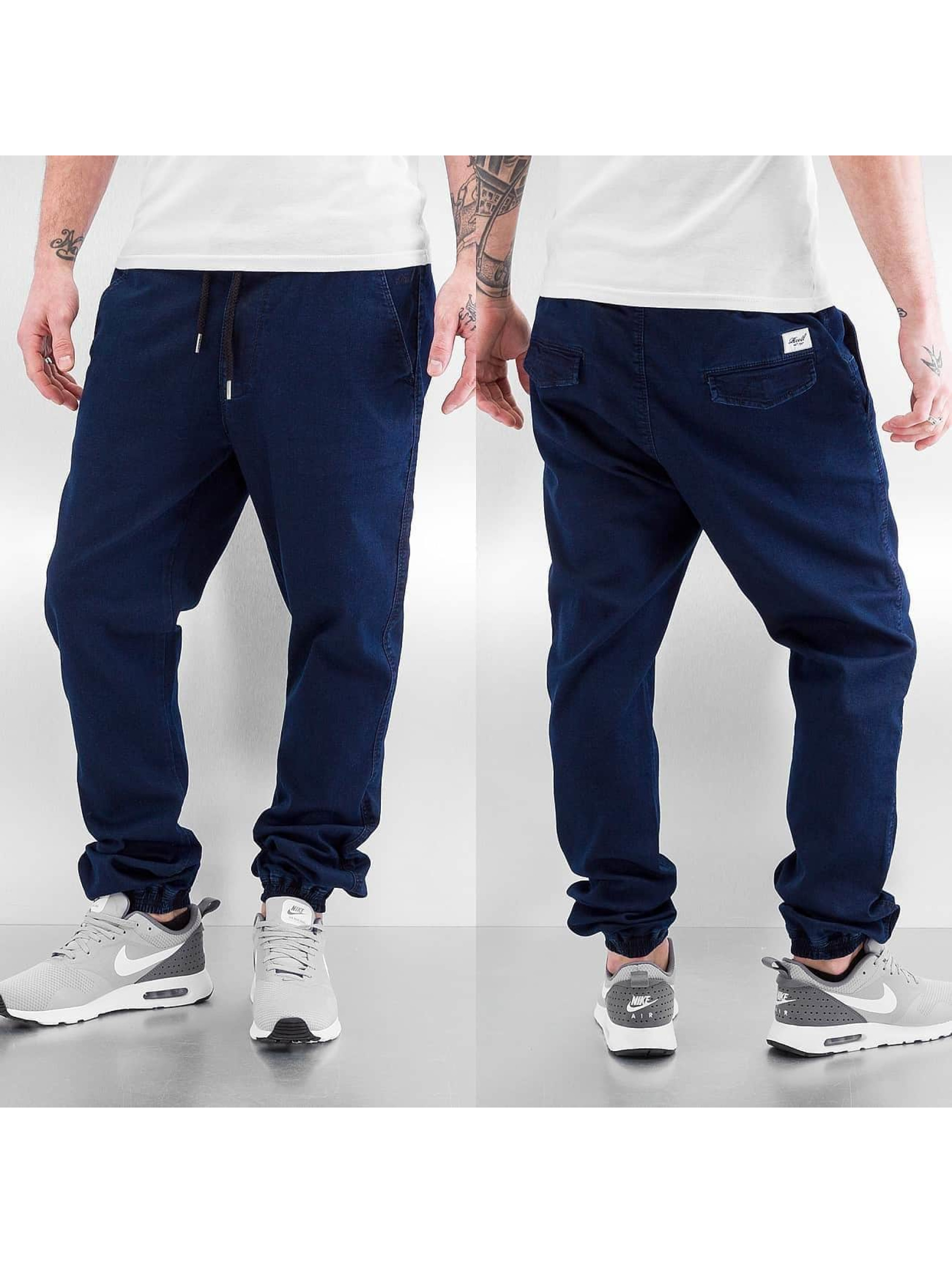 Reell Jeans Спортивные брюки Reflex синий