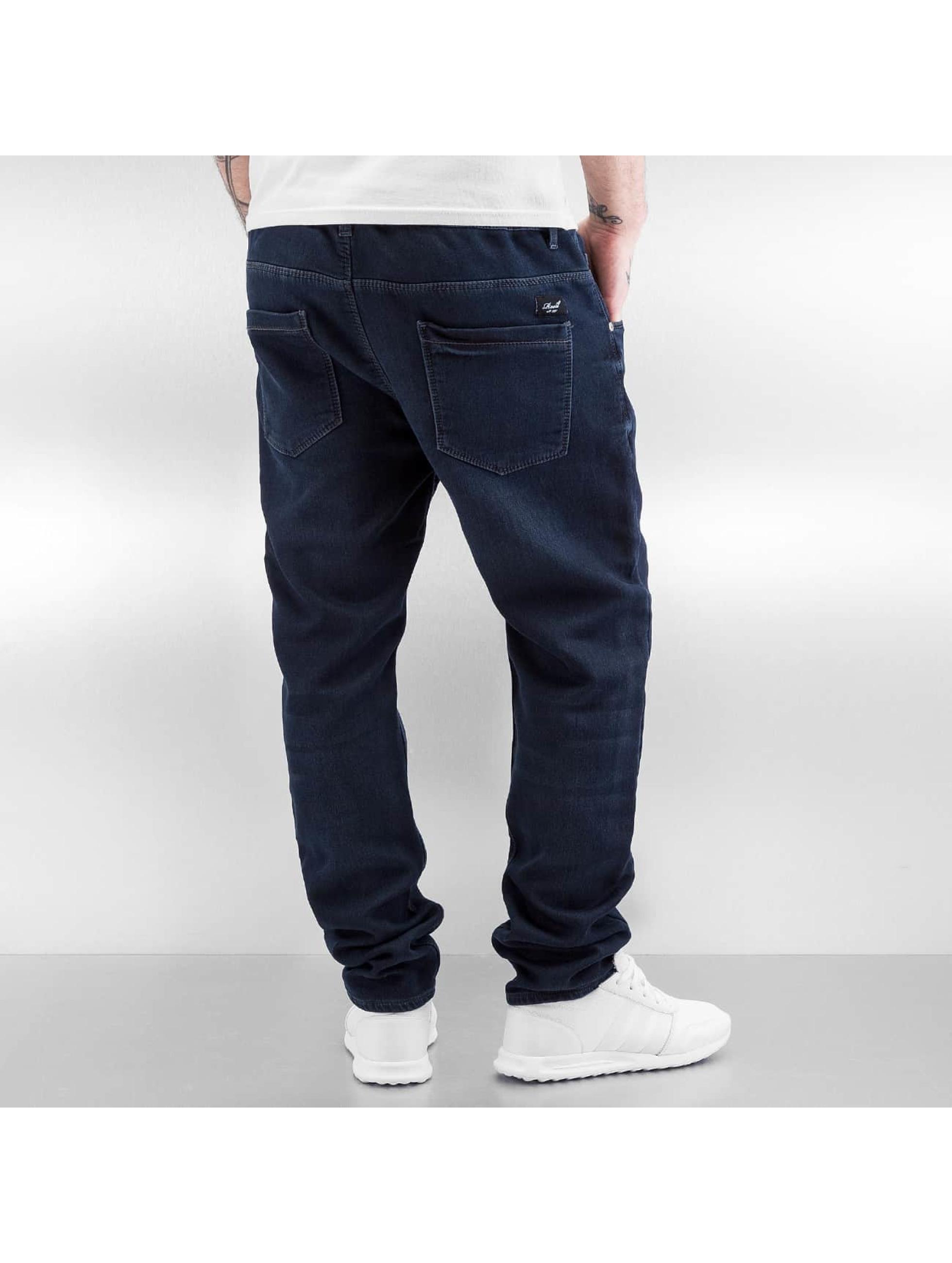 Reell Jeans Спортивные брюки Jogger синий