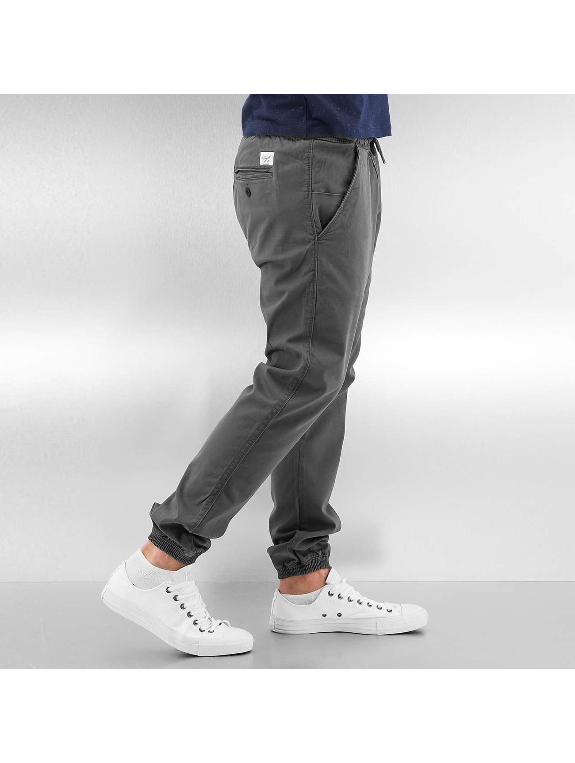 Reell Jeans Чинос Reflex Twill серый