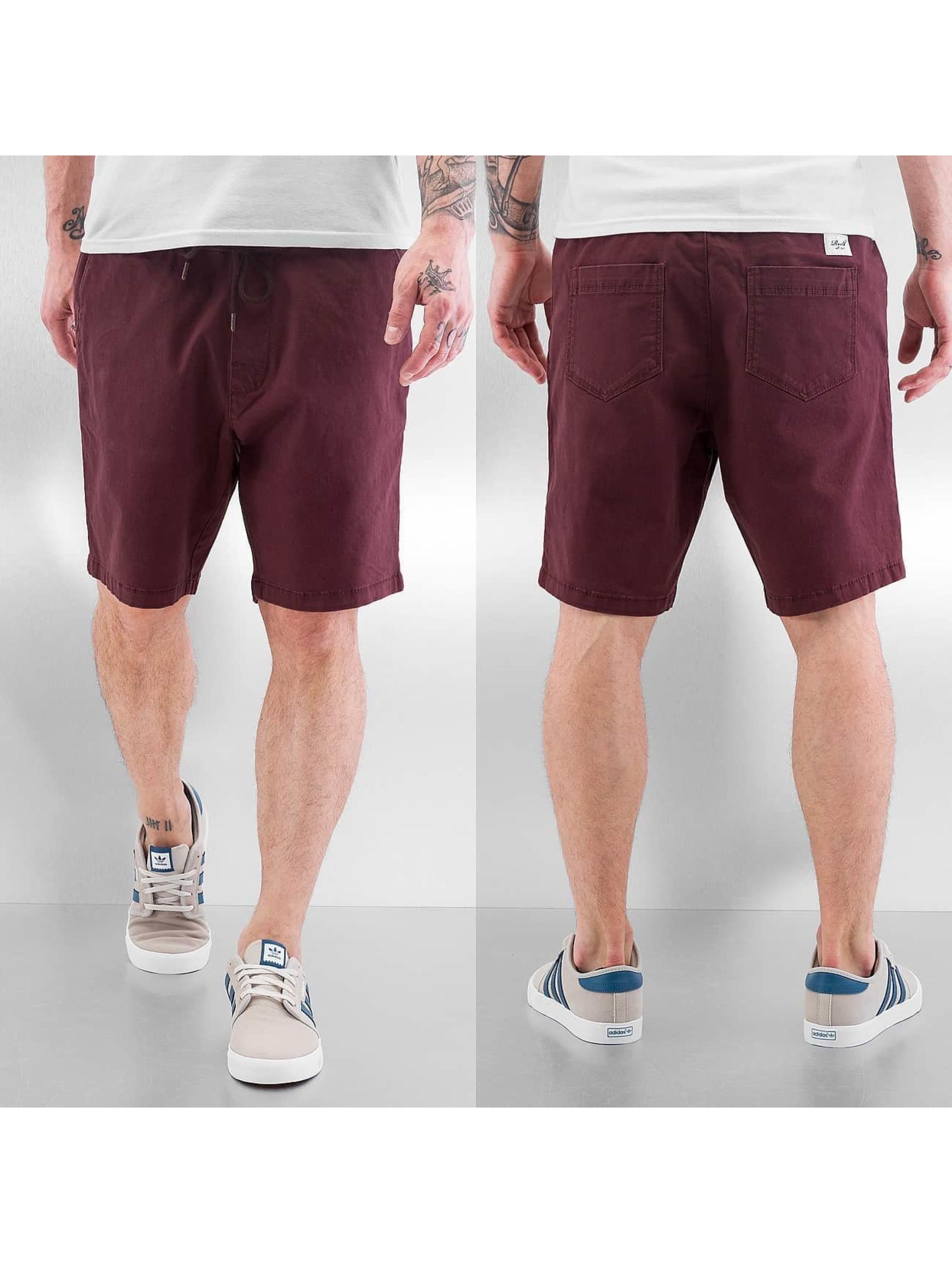 Reell Jeans Шорты Easy коричневый