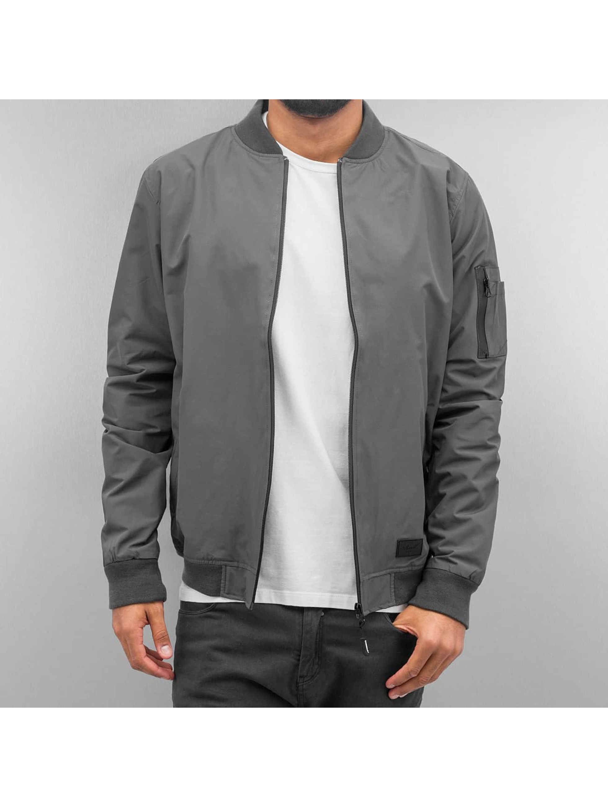 Reell Jeans Bomber Technical gris