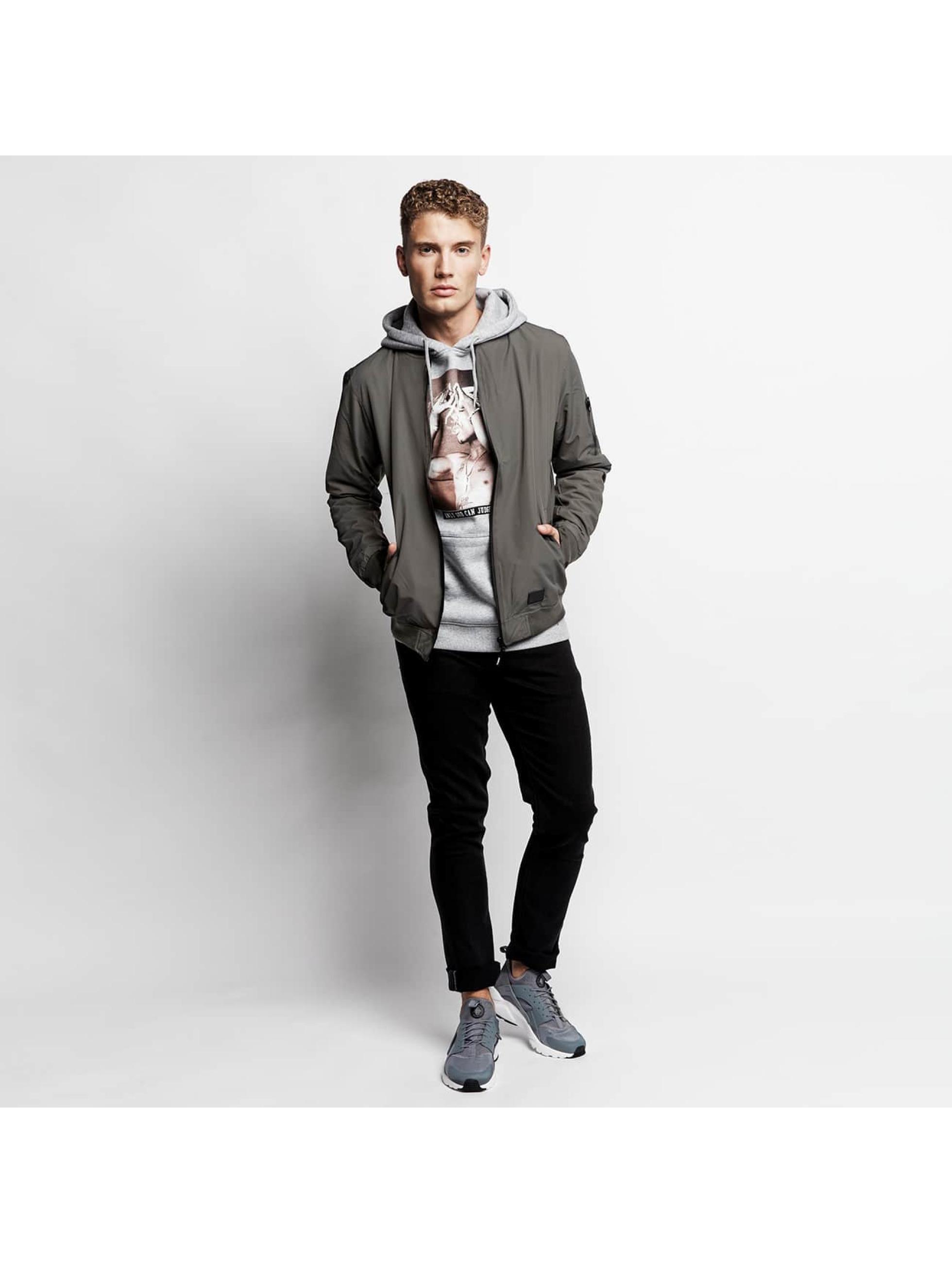 Reell Jeans Bomberjack Technical grijs