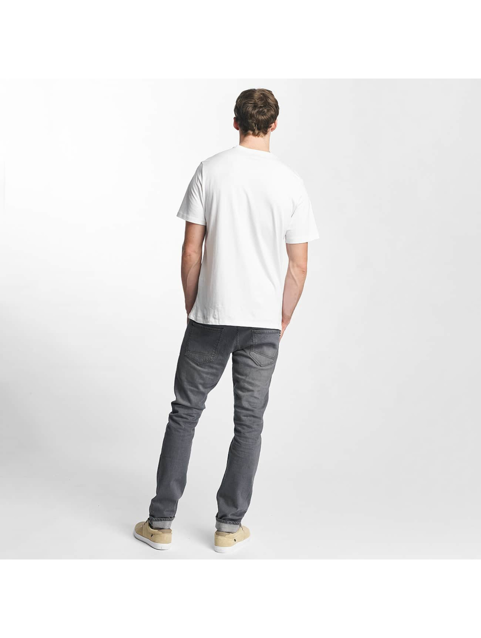 Reell Jeans Camiseta Small Script blanco