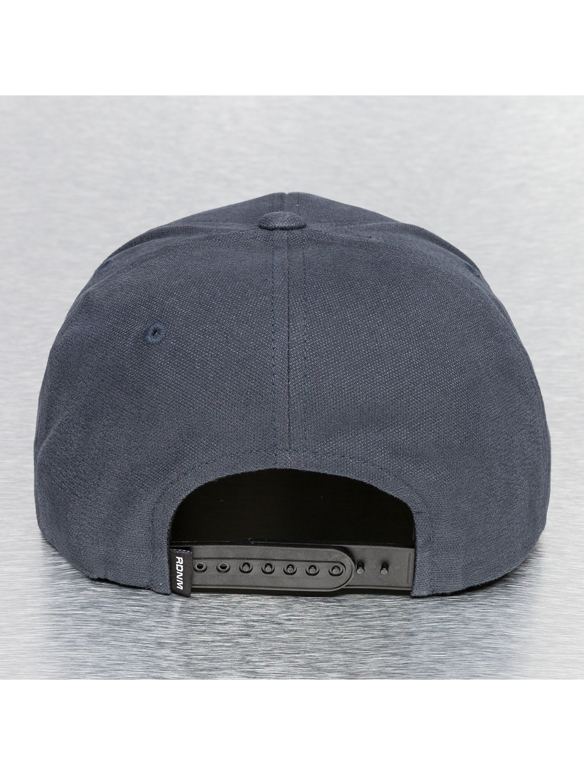 Reell Jeans Casquette Snapback & Strapback Pitchout 6-Panel gris
