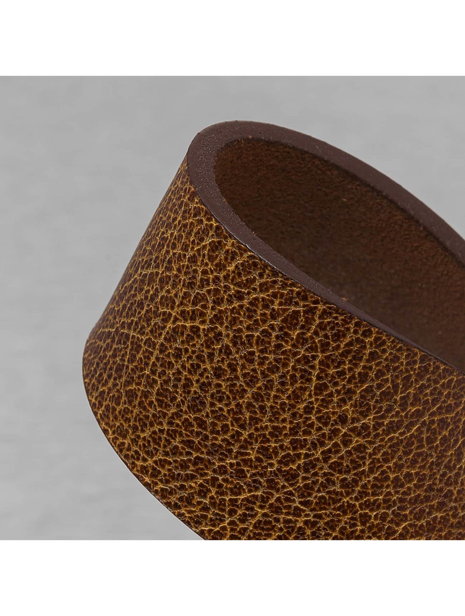 Reell Jeans Ceinture Grain brun