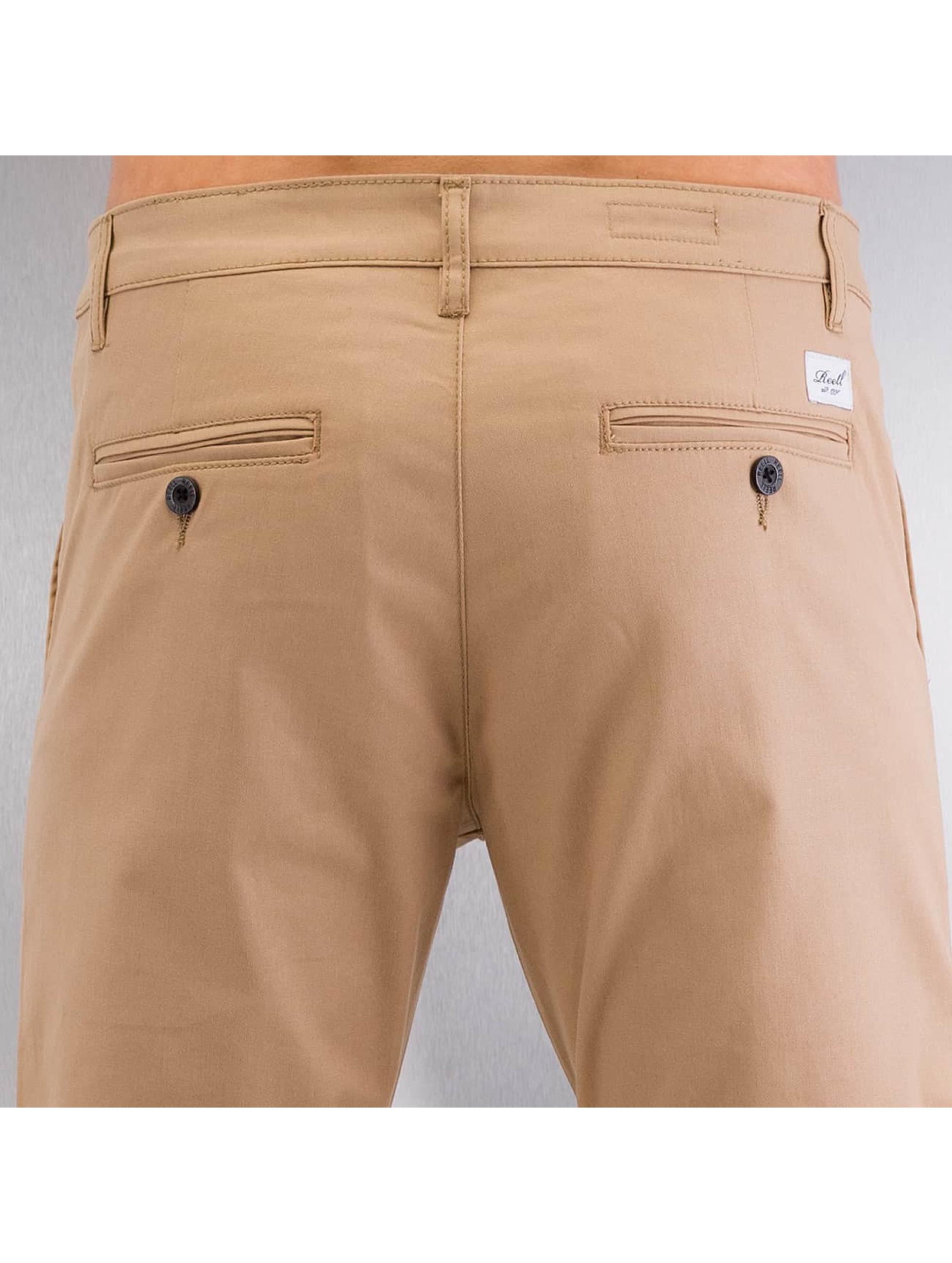 Reell Jeans Chino Straight Flex beige