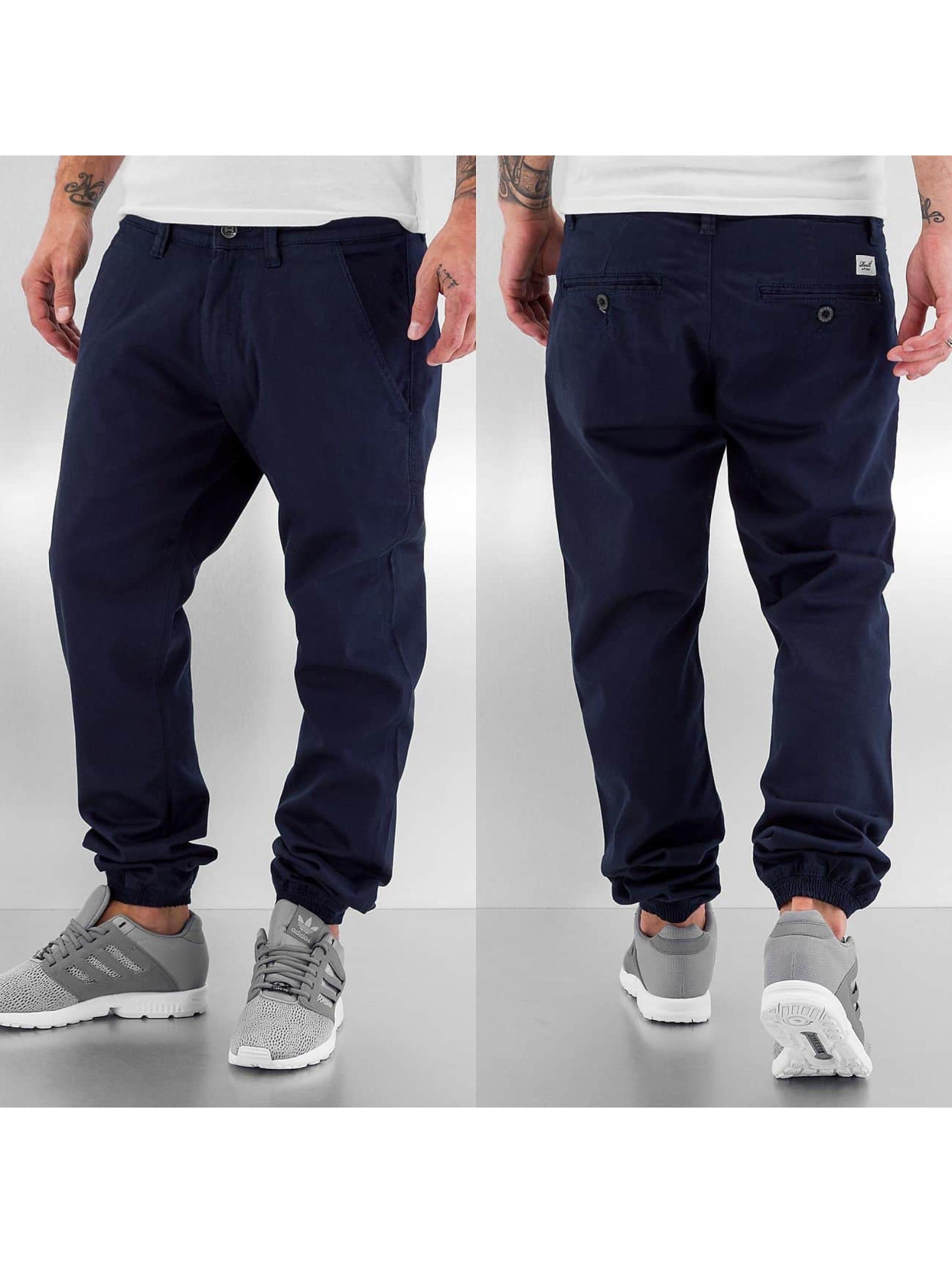 Reell Jeans Chino Jogger blau