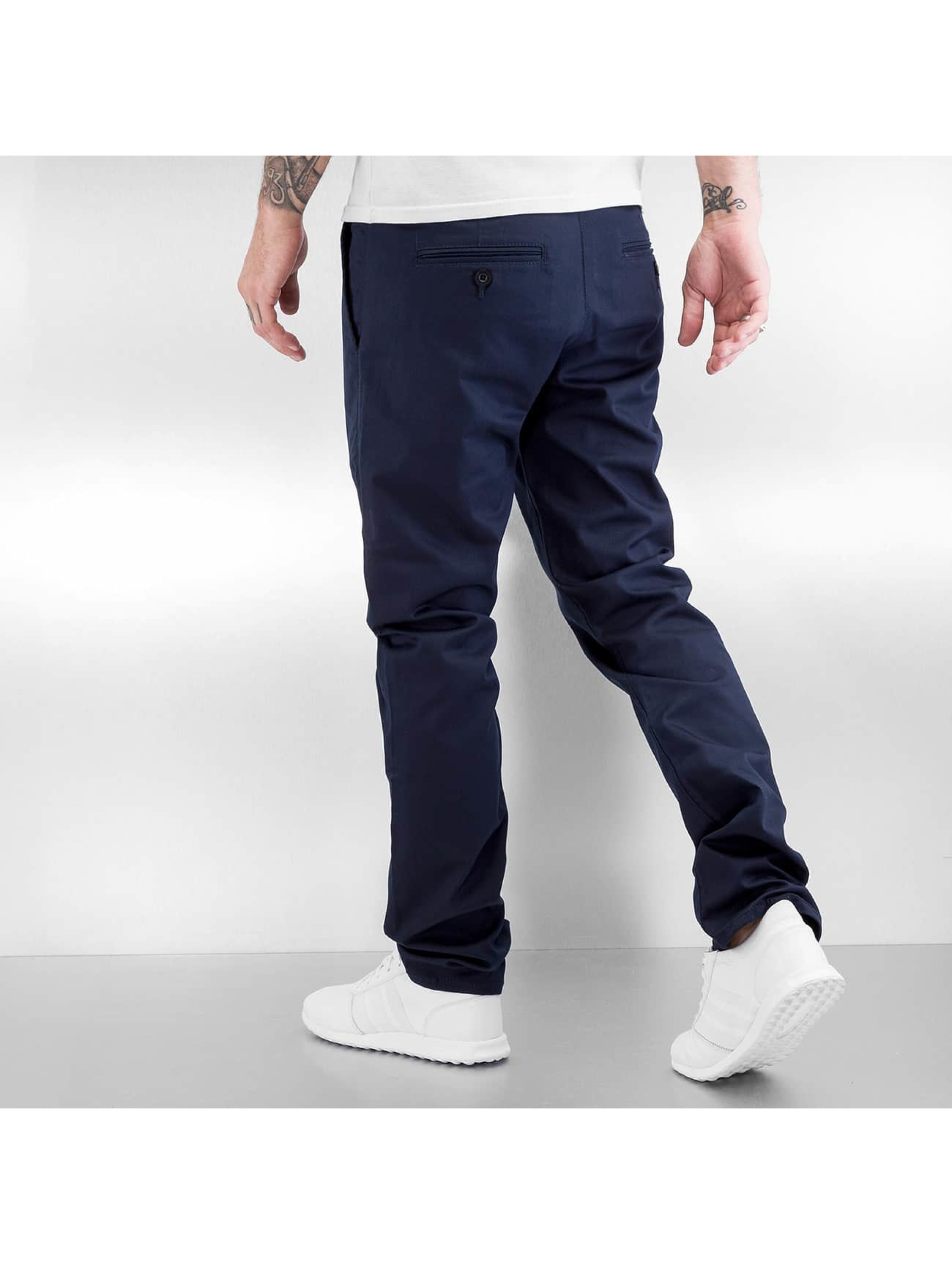 Reell Jeans Chino Straight Flex blauw