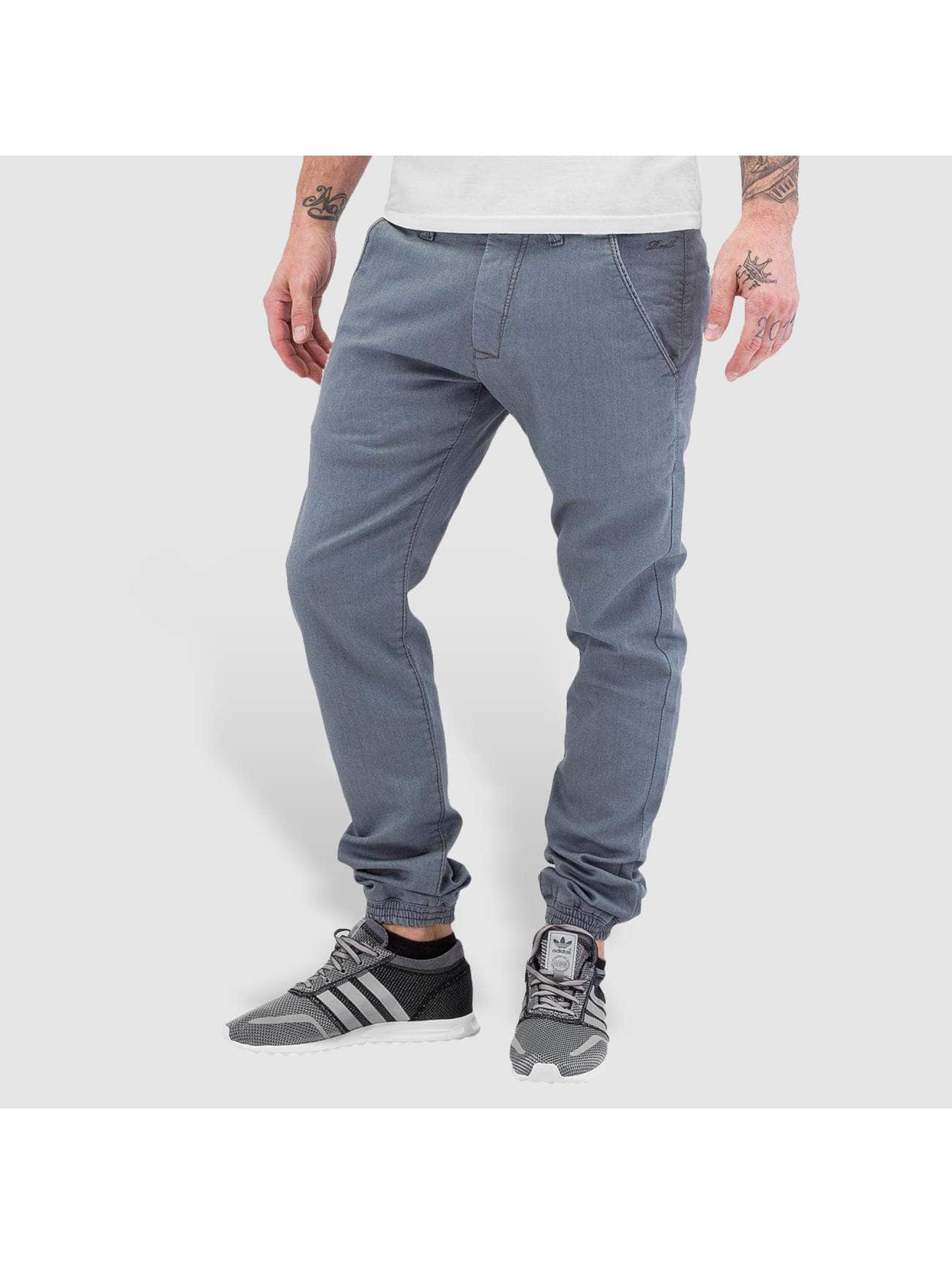 Reell Jeans Chino Jogger grau