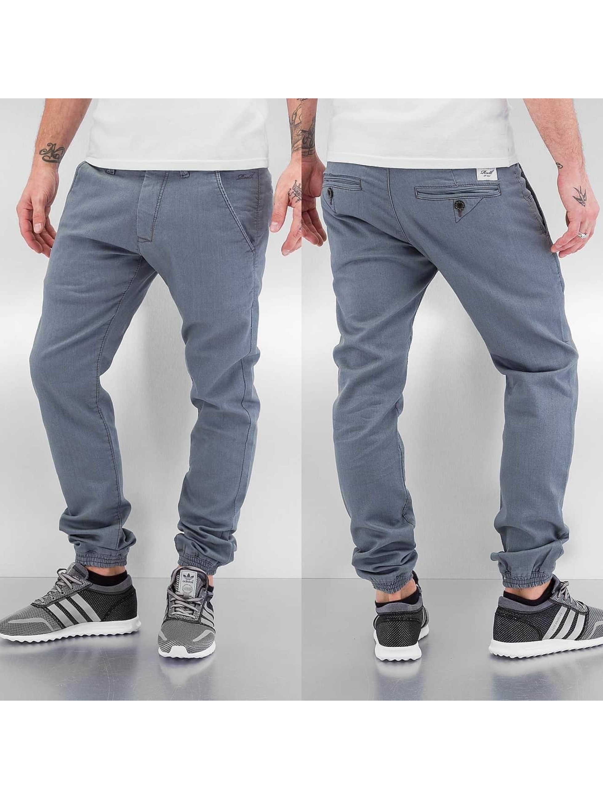 Reell Jeans Chino Jogger grijs