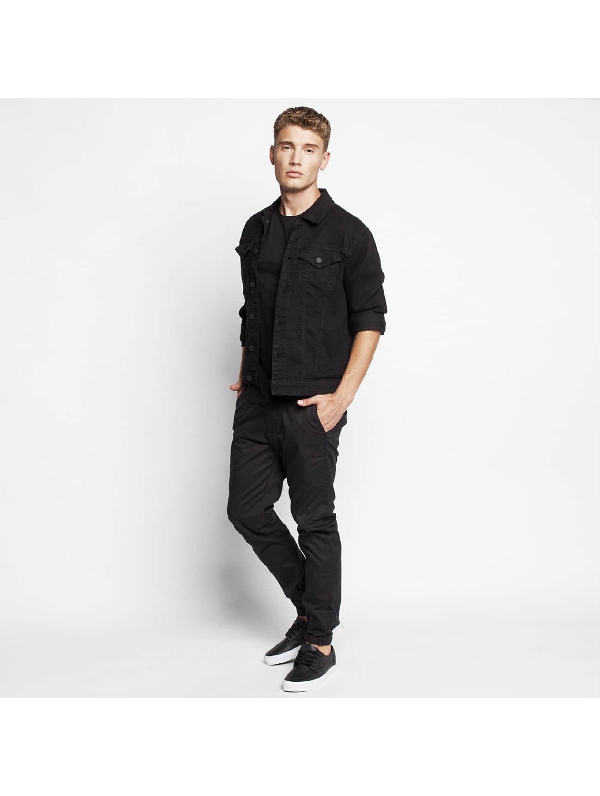 Reell Jeans Chino Straight Flex zwart