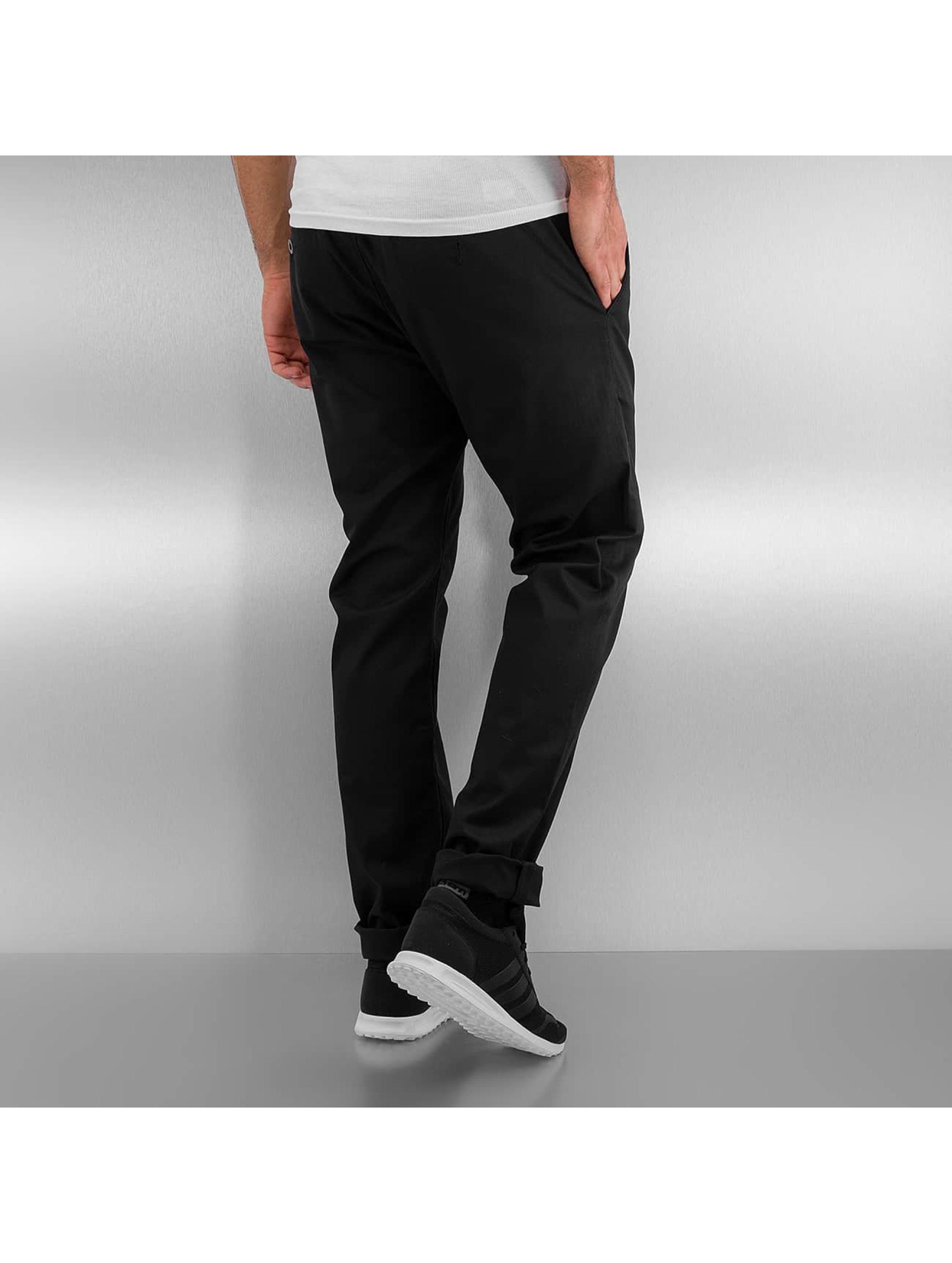 Reell Jeans Chinot/Kangashousut Reflex Easy musta