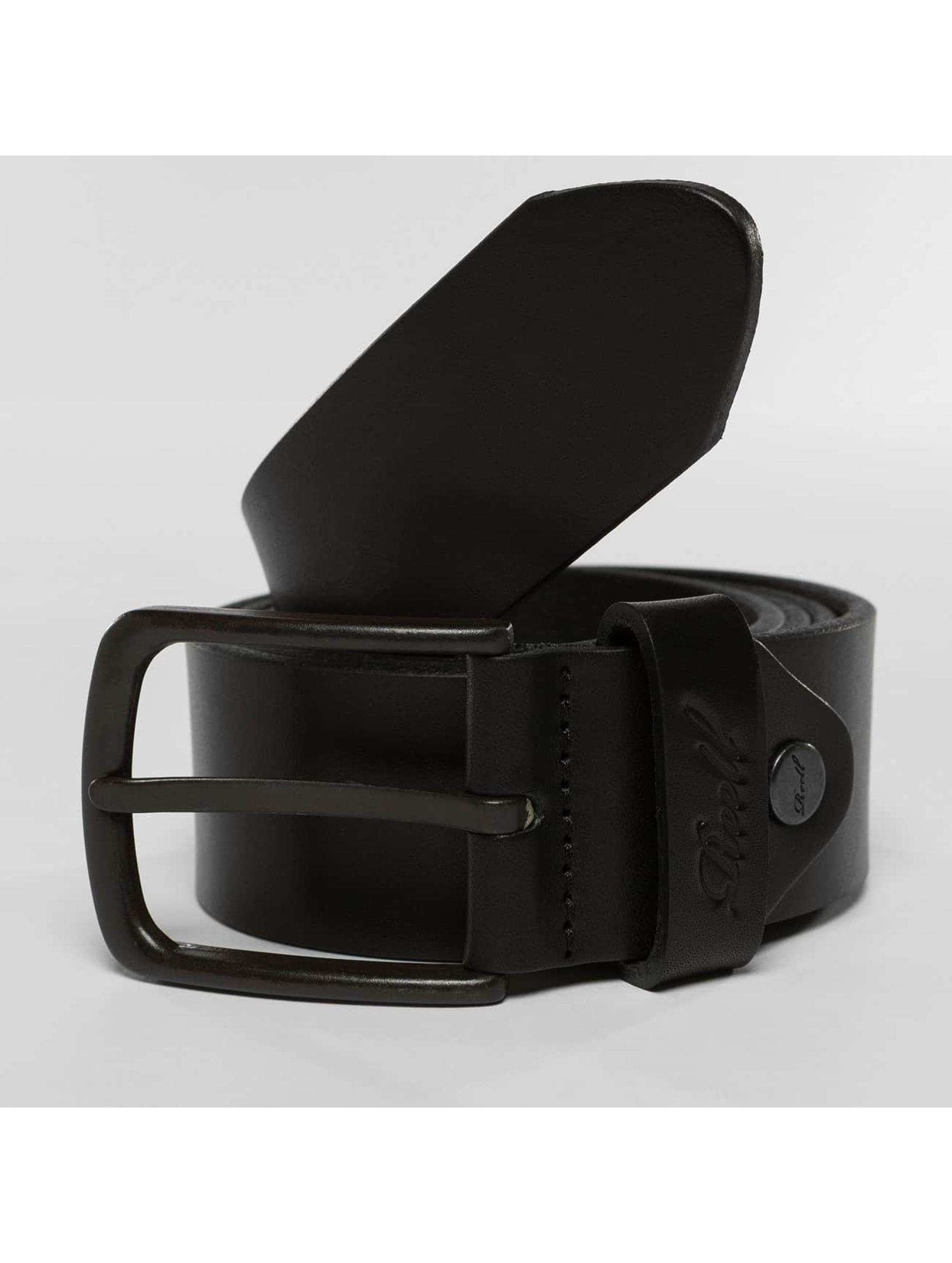 Reell Jeans Cintura All Black nero