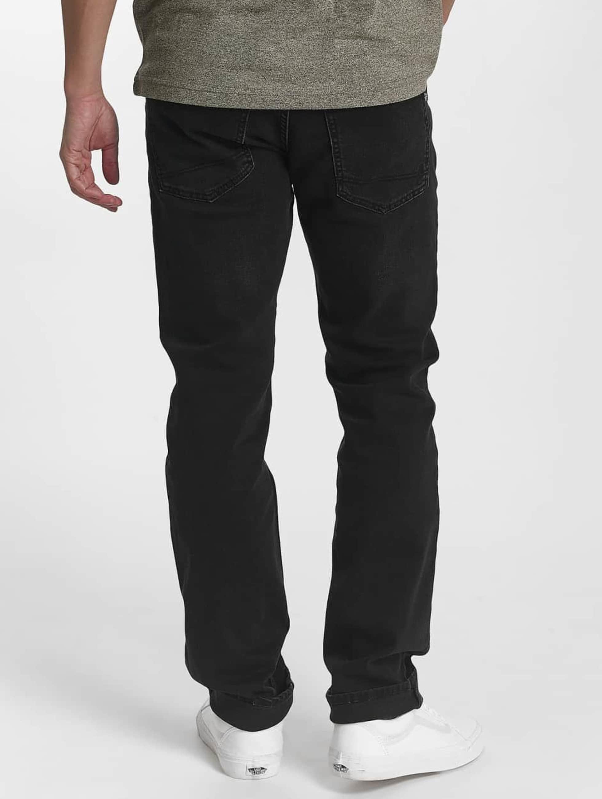 Reell Jeans Dżinsy straight fit Nova II czarny