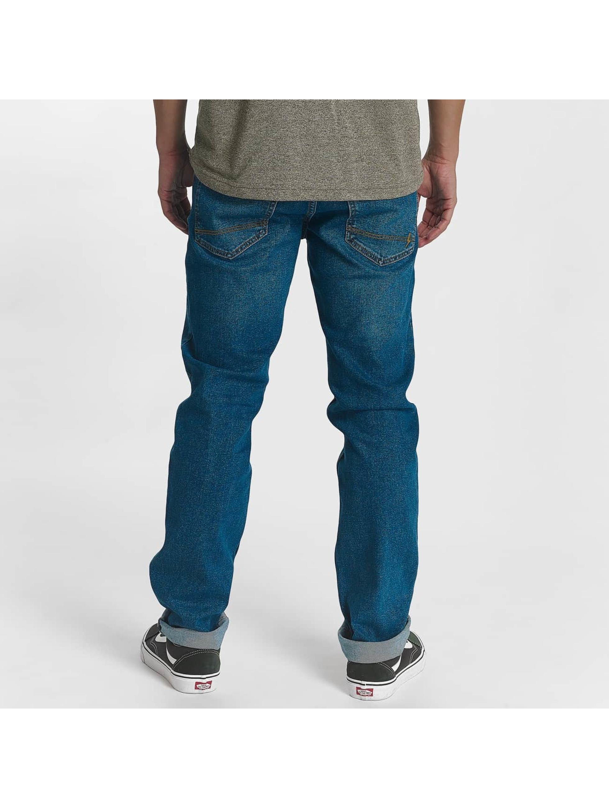 Reell Jeans Dżinsy straight fit Nova II niebieski