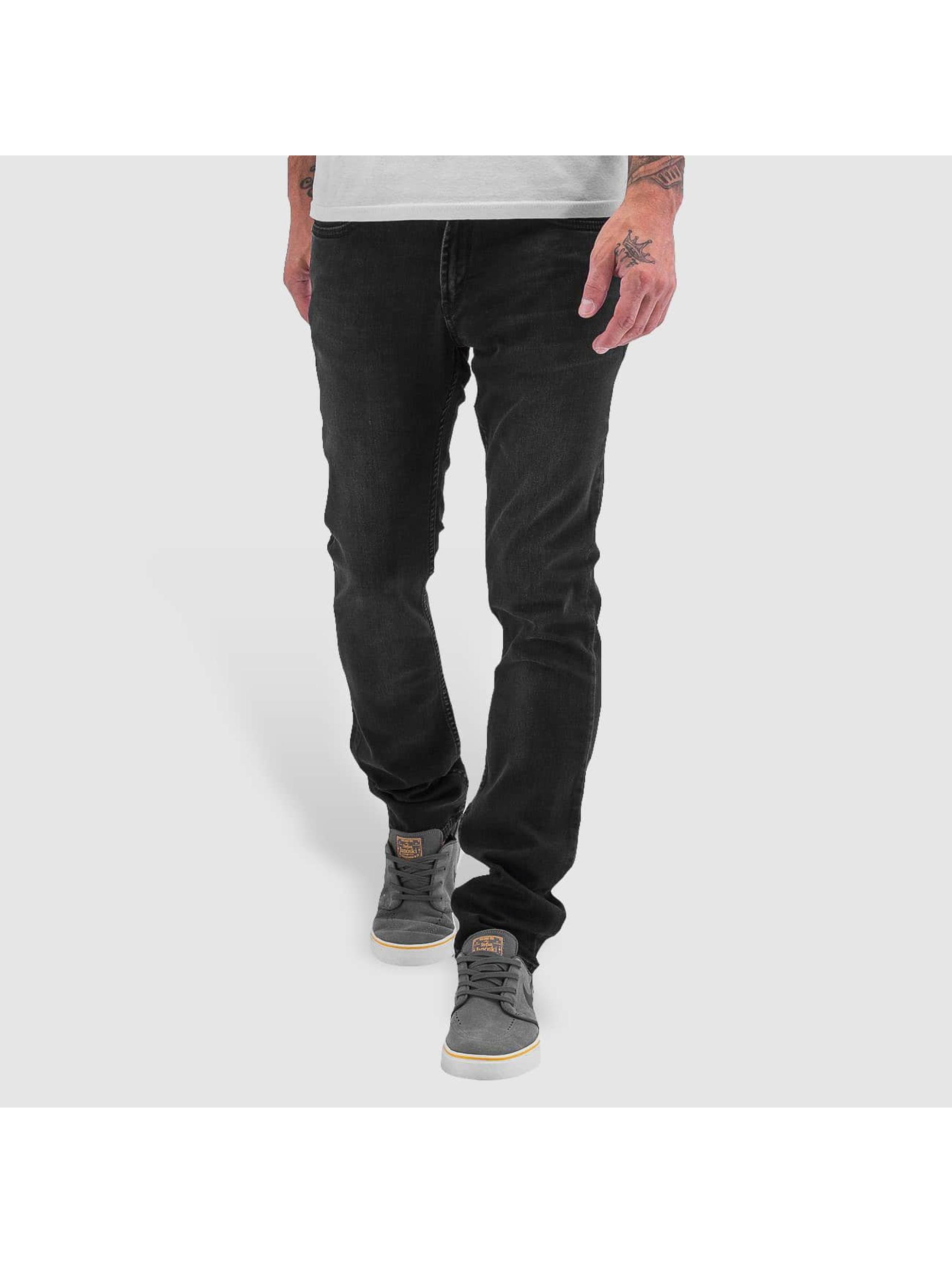 Reell Jeans Jean coupe droite Trigger noir