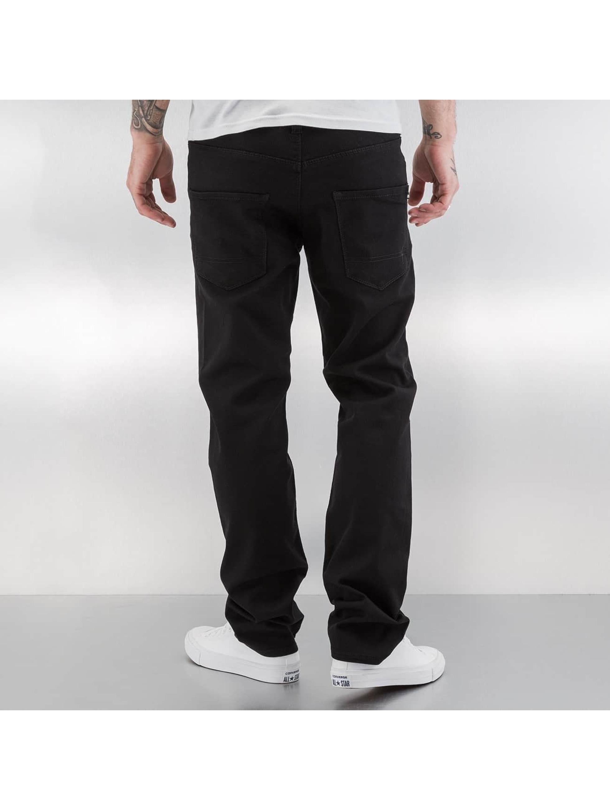 Reell Jeans Jean coupe droite Razor II noir