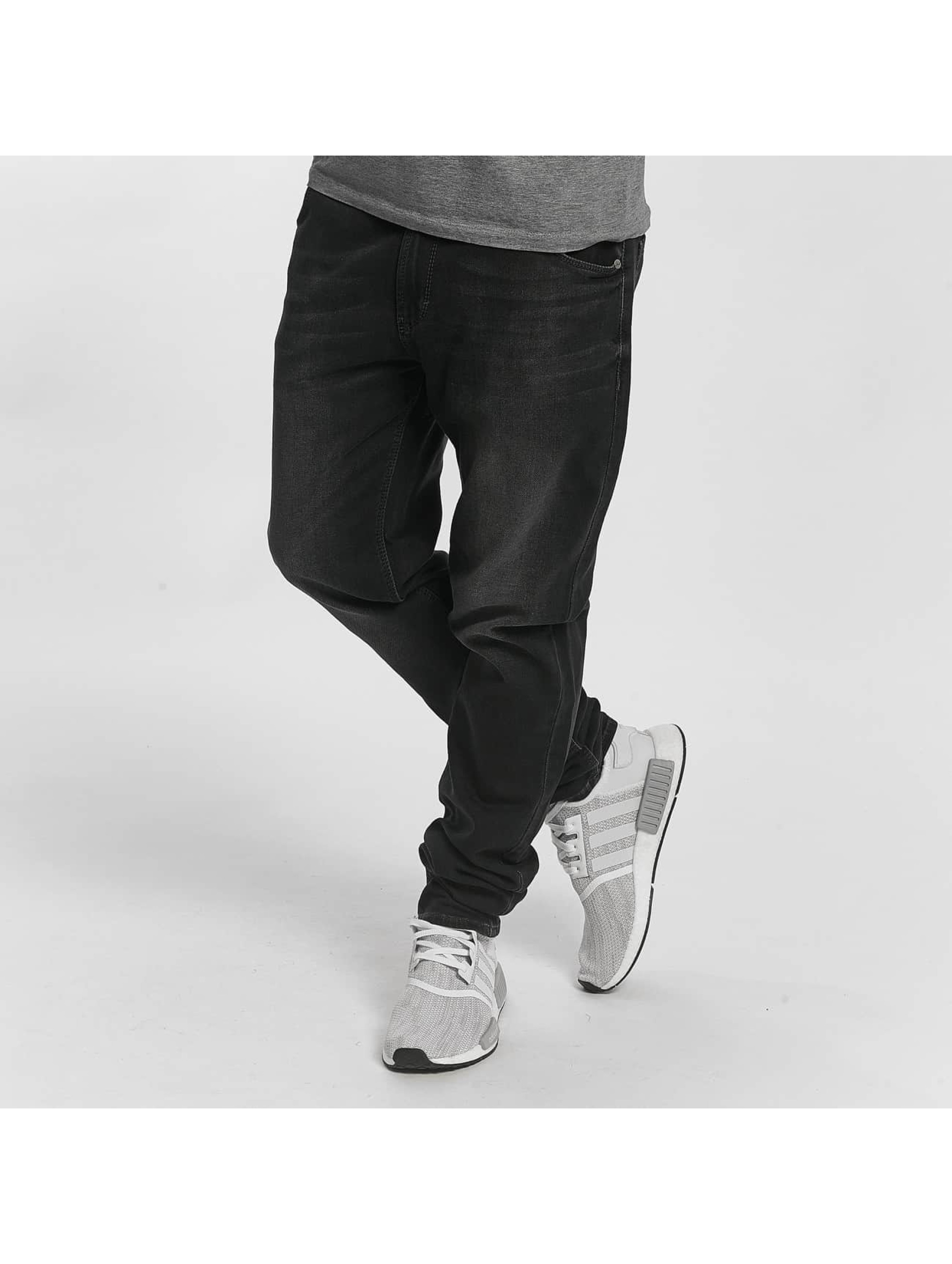 Reell Jeans Jogging kalhoty Jogger čern
