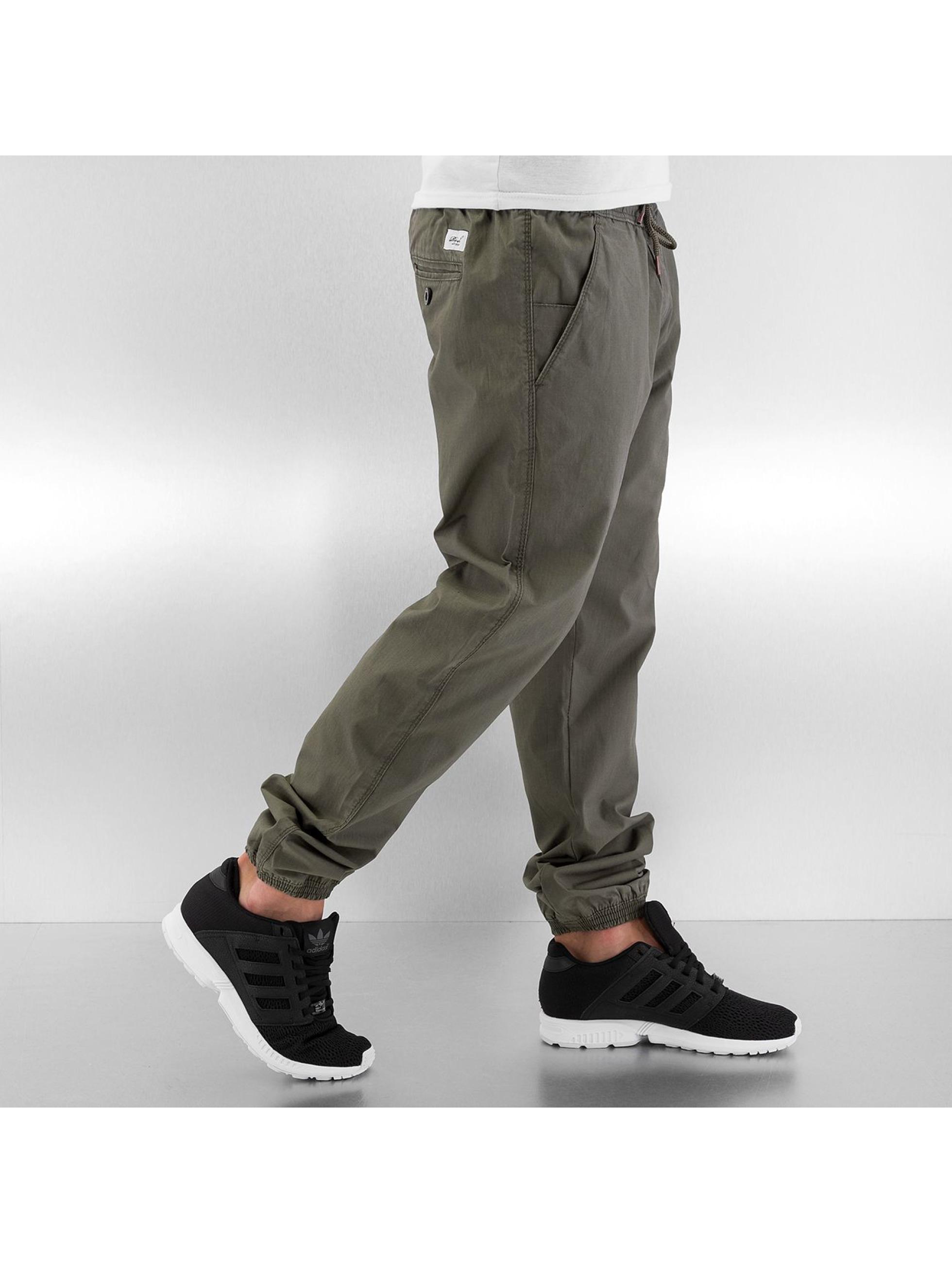 Reell Jeans joggingbroek Reflex groen