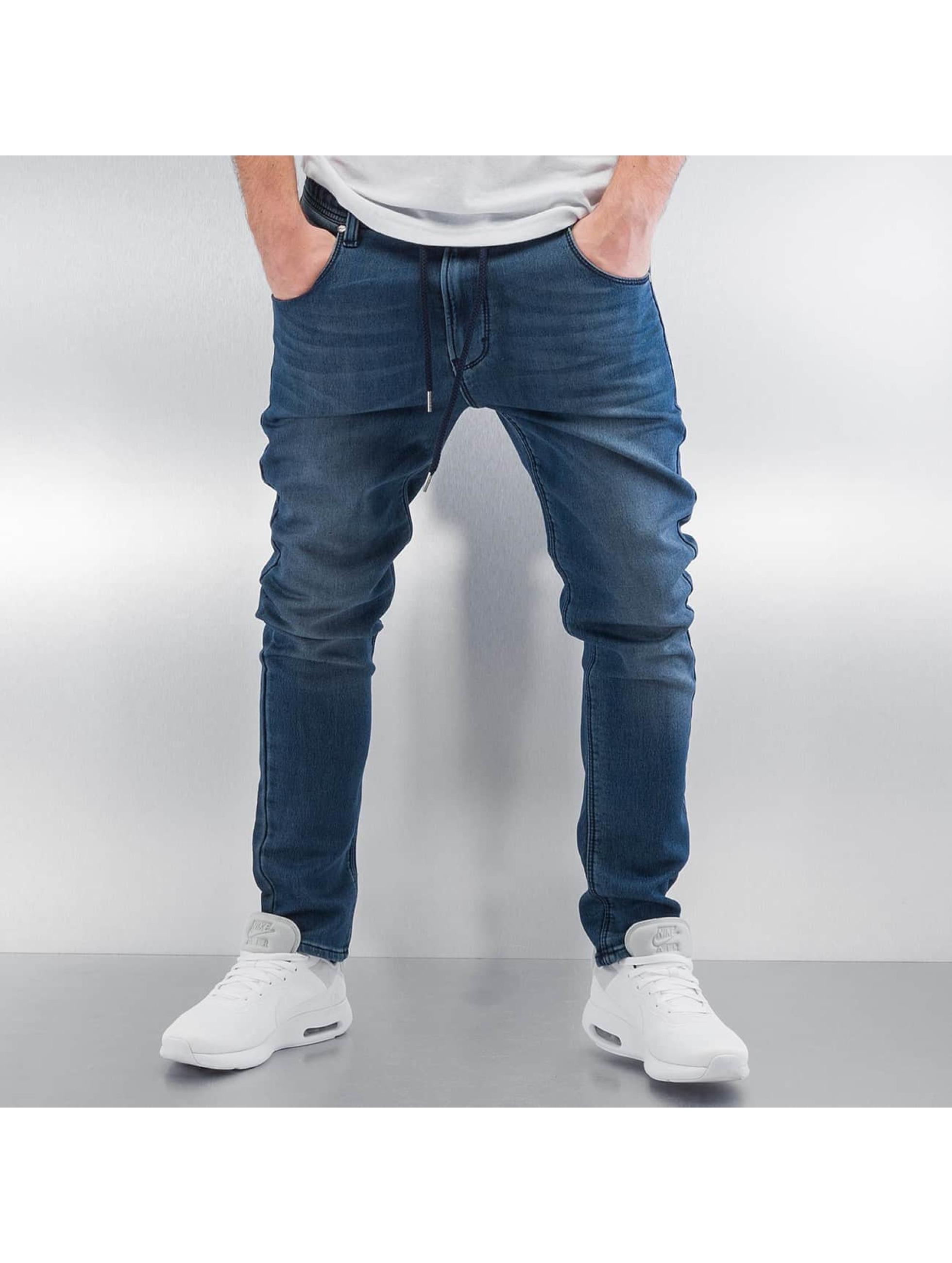 Reell Jeans Joggingbyxor Jogger blå
